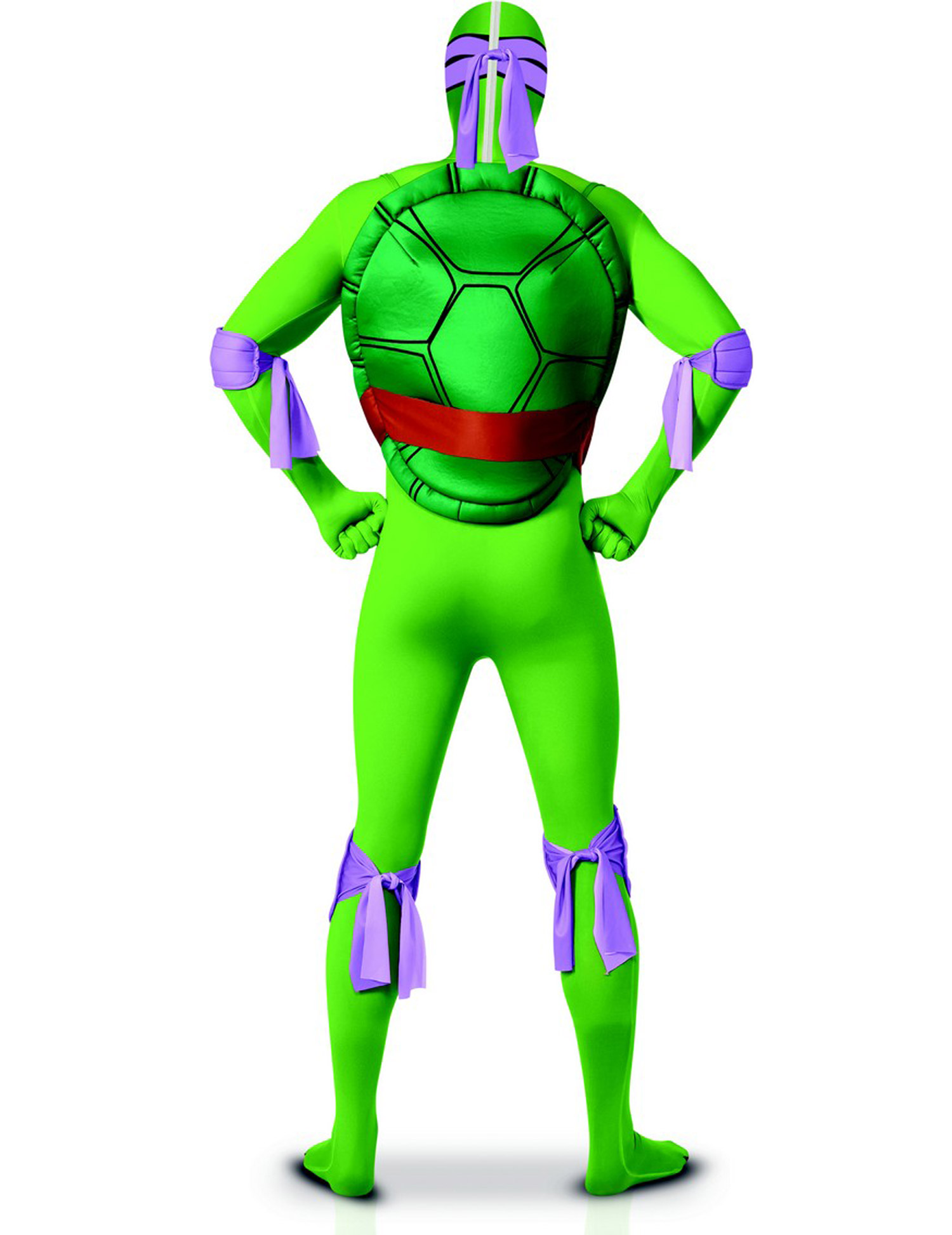Déguisement seconde peau Donatello Tortues Ninja™ adulte   Deguise ... 78b10f8cf7a5