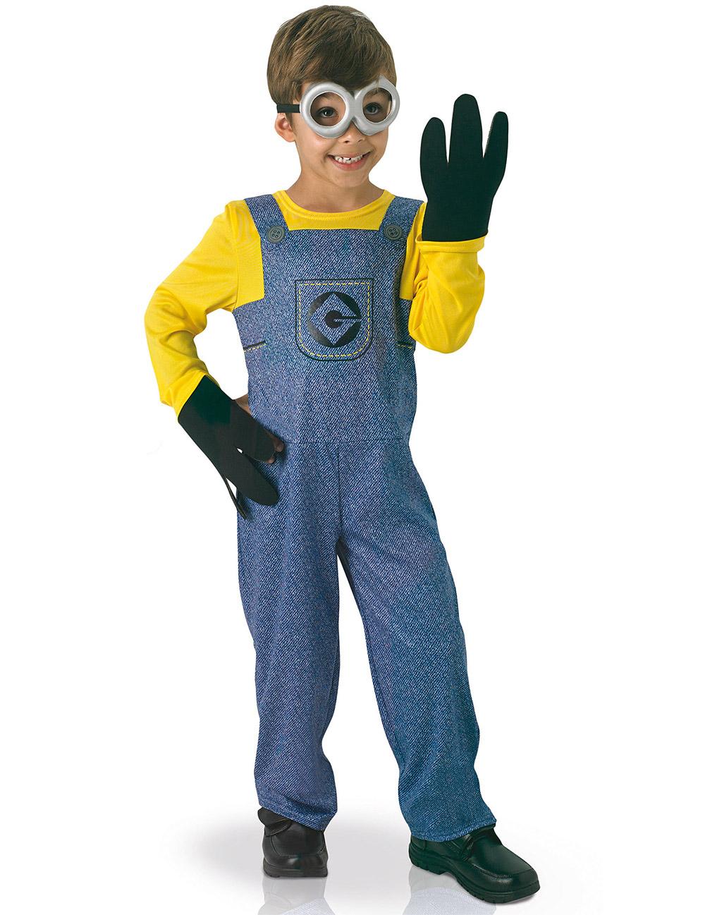 D guisement classique minion enfant deguise toi achat - Deguisement minion fait maison ...