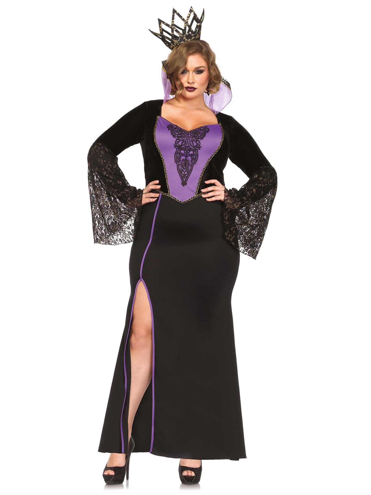 d guisement sorci re femme grande taille halloween deguise toi achat de d guisements adultes. Black Bedroom Furniture Sets. Home Design Ideas