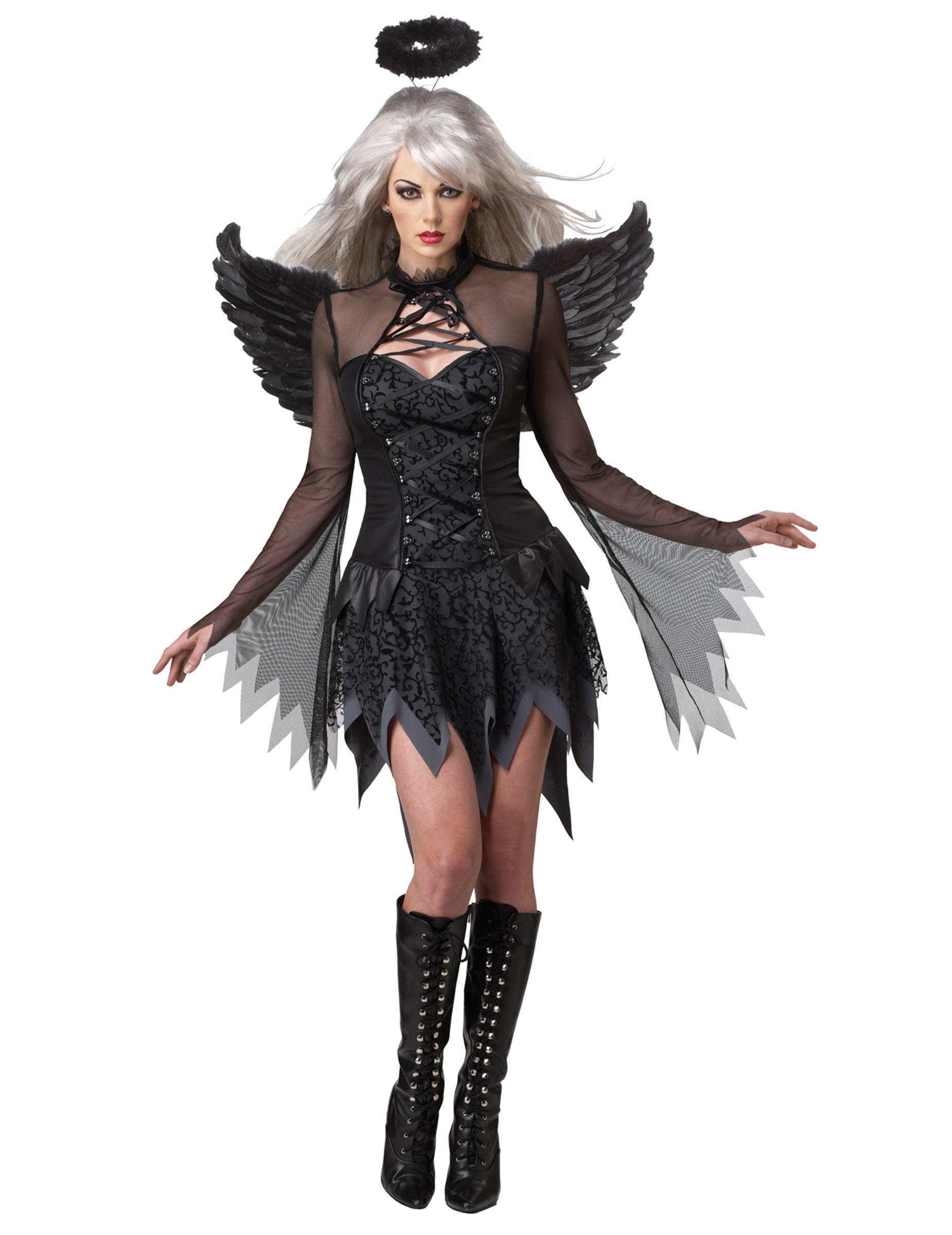 Event #7 : Halloween ! - Sujet commun - Deguisement-ange-dechu-pour-femme_231325