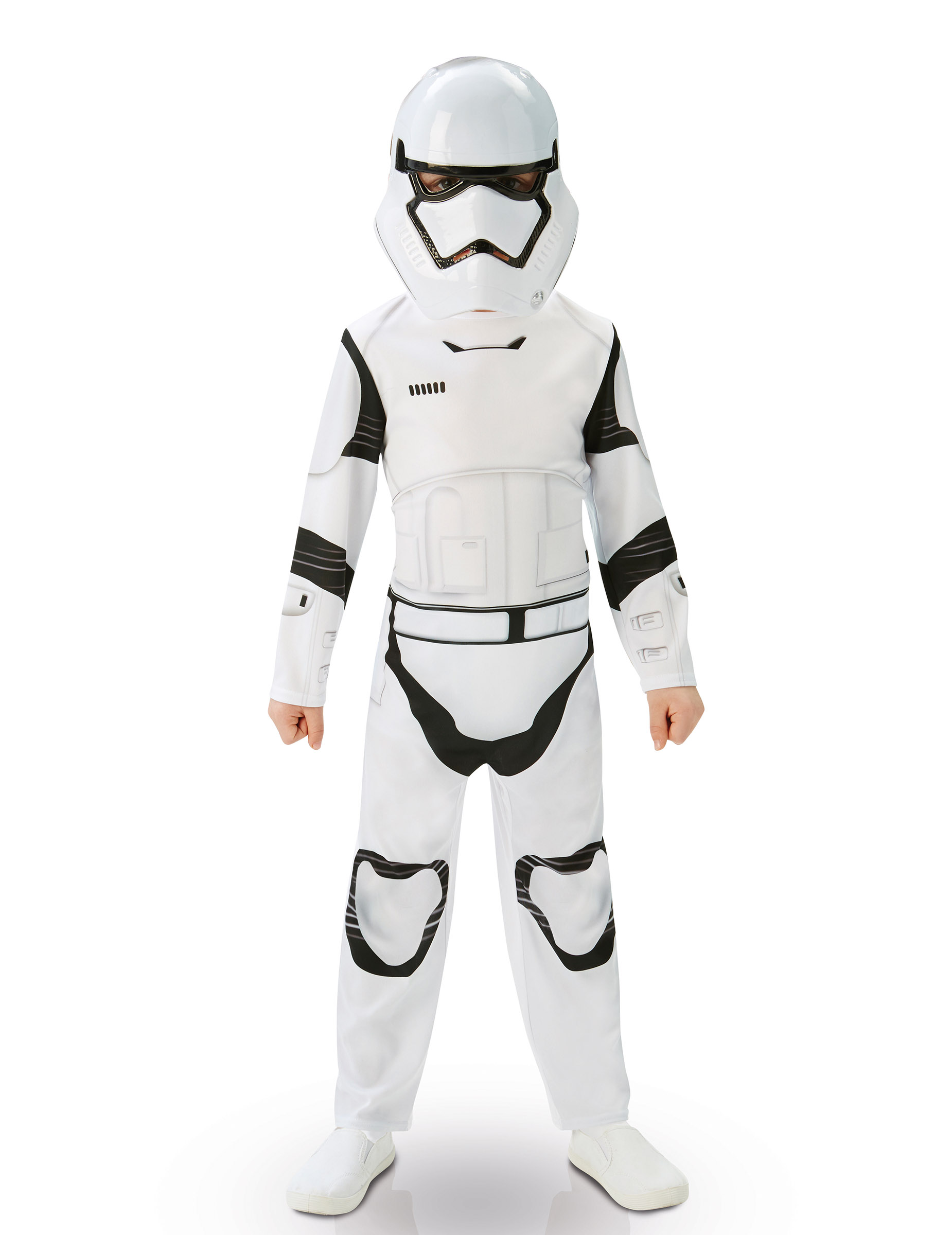 d guisement enfant stormtrooper star wars vii deguise. Black Bedroom Furniture Sets. Home Design Ideas