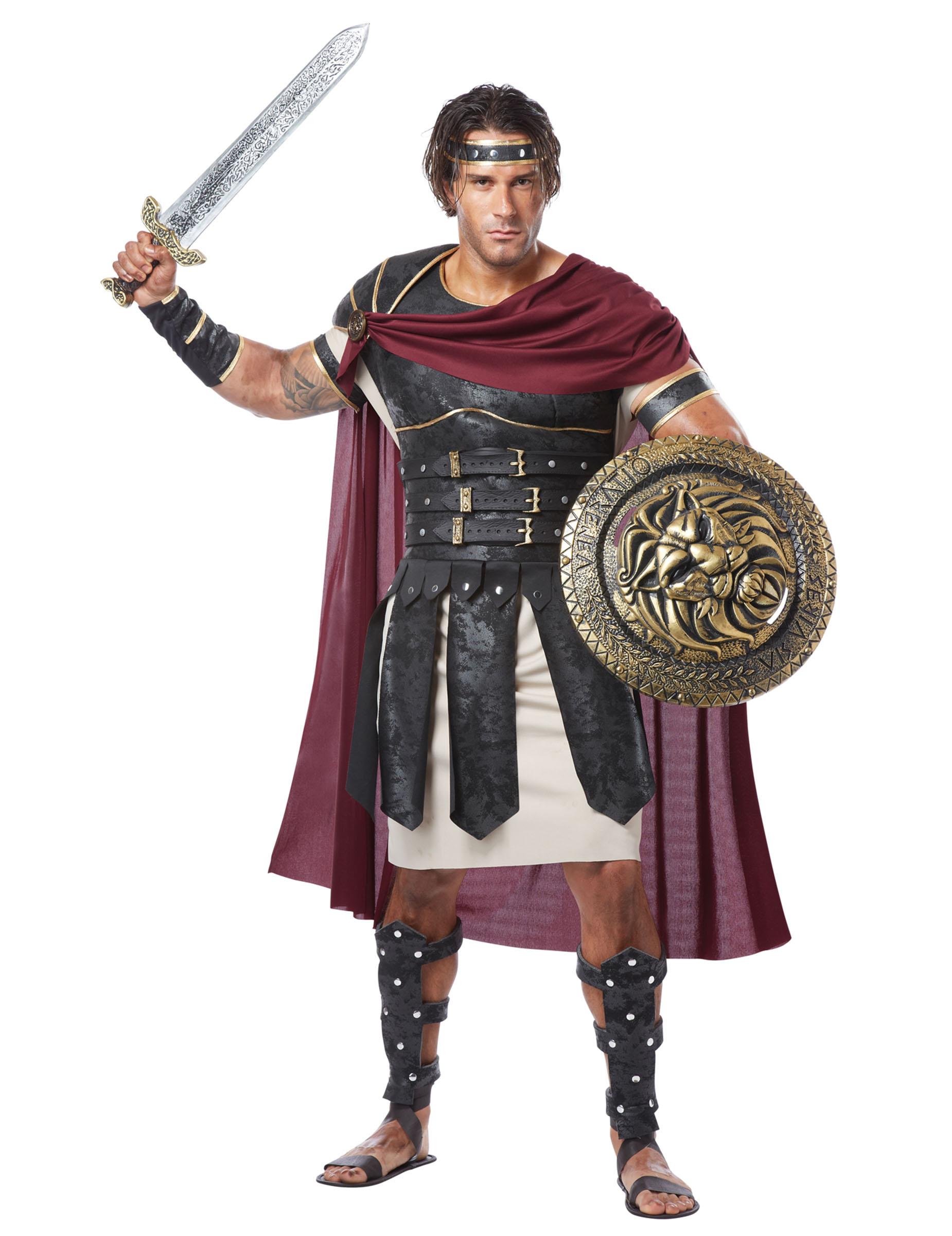 D guisement gladiateur romain pour homme deguise toi achat de d guisements adultes - Tenue hippie homme ...