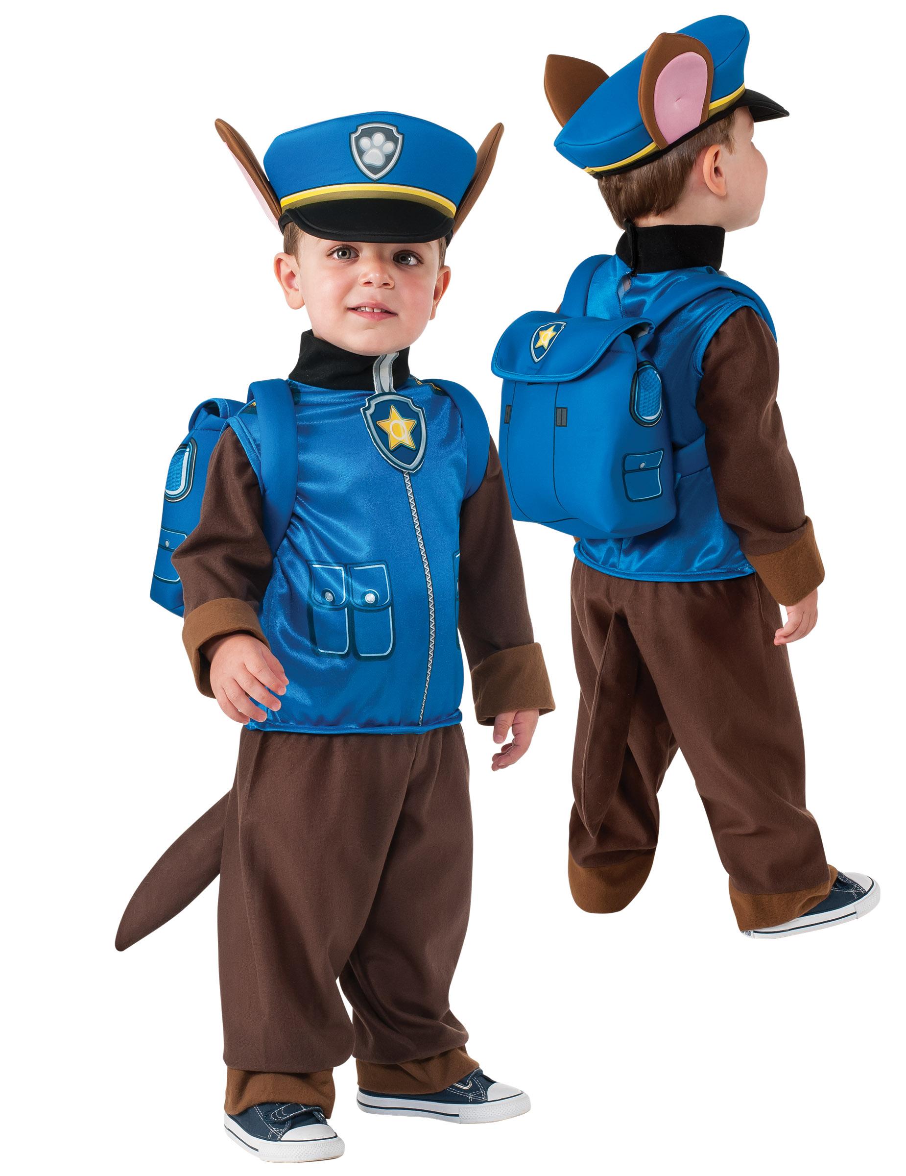d guisement luxe policier chase pat 39 patrouille enfant deguise toi achat de d guisements enfants. Black Bedroom Furniture Sets. Home Design Ideas