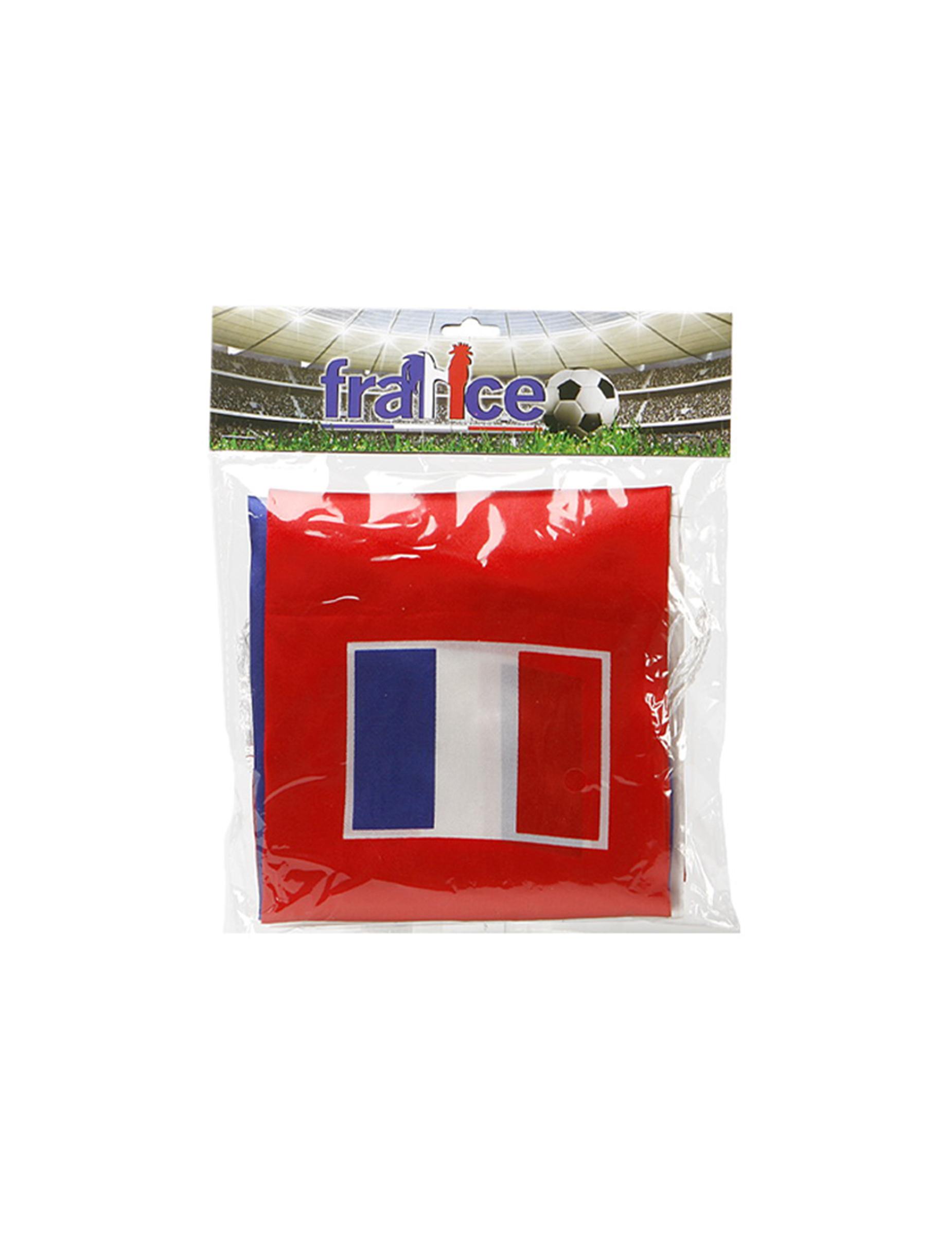 2a56d85899b Echarpe supporter France. Echarpe tricolore pour Supporter