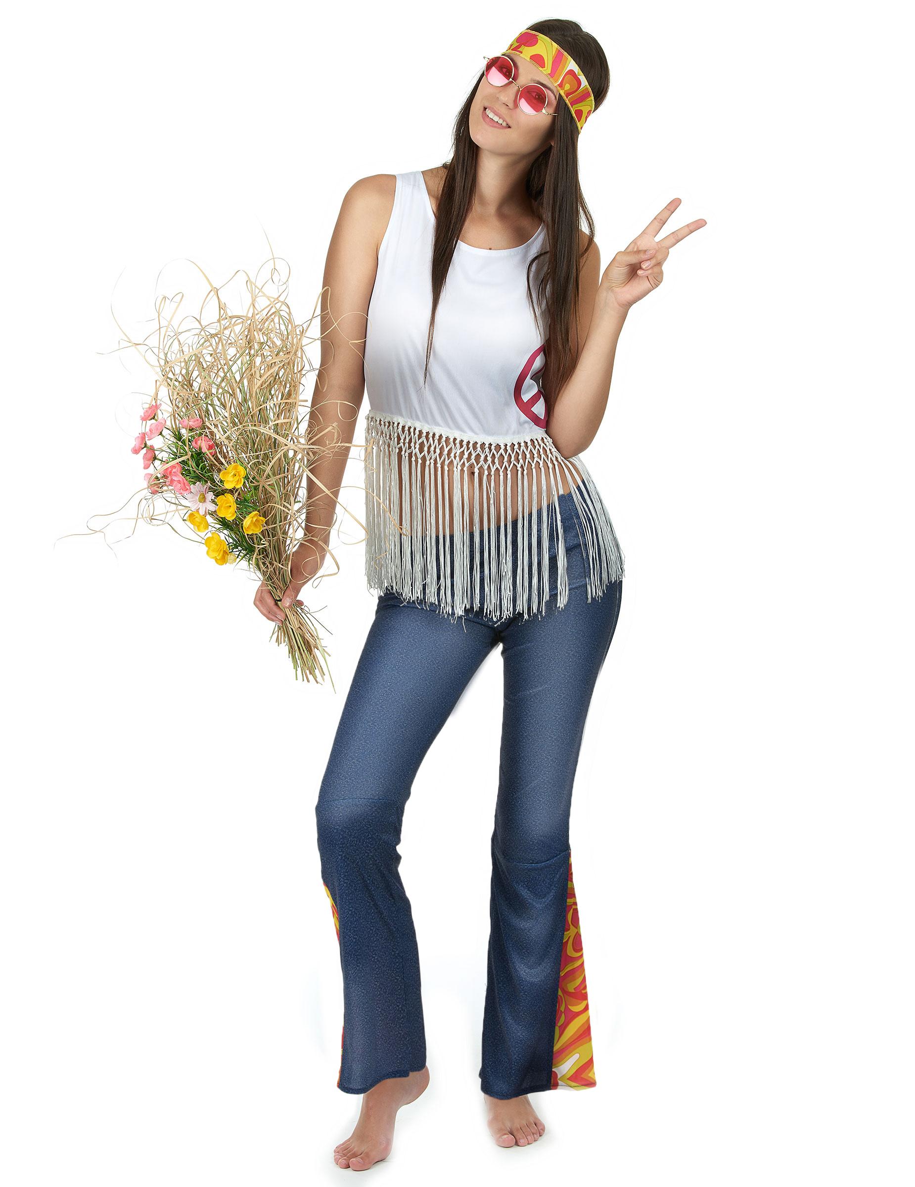 D guisement hippie femme deguise toi achat de - Look hippie femme ...