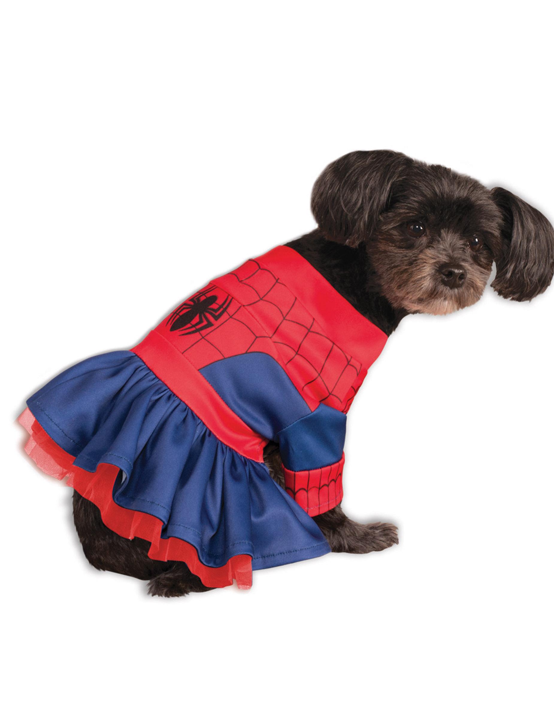 D guisement pour chien spider girl deguise toi achat de accessoires - Deguisement halloween chien ...