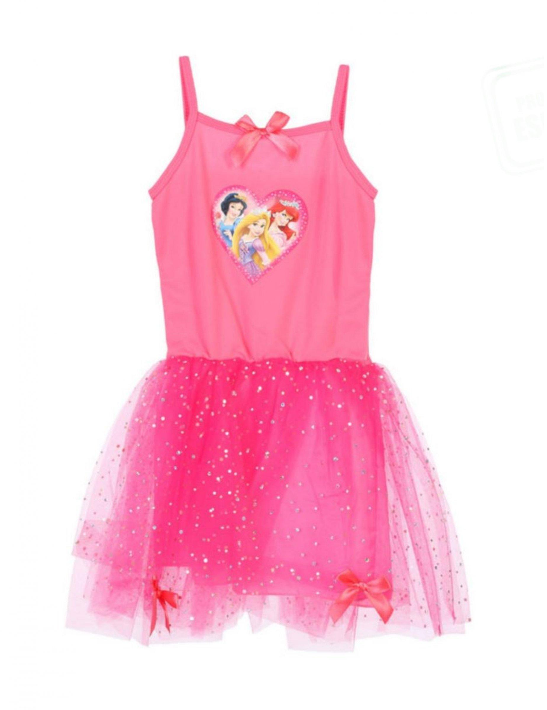 2e76341d64e Robe tutu rose Princesses Disney™ fille   Deguise-toi