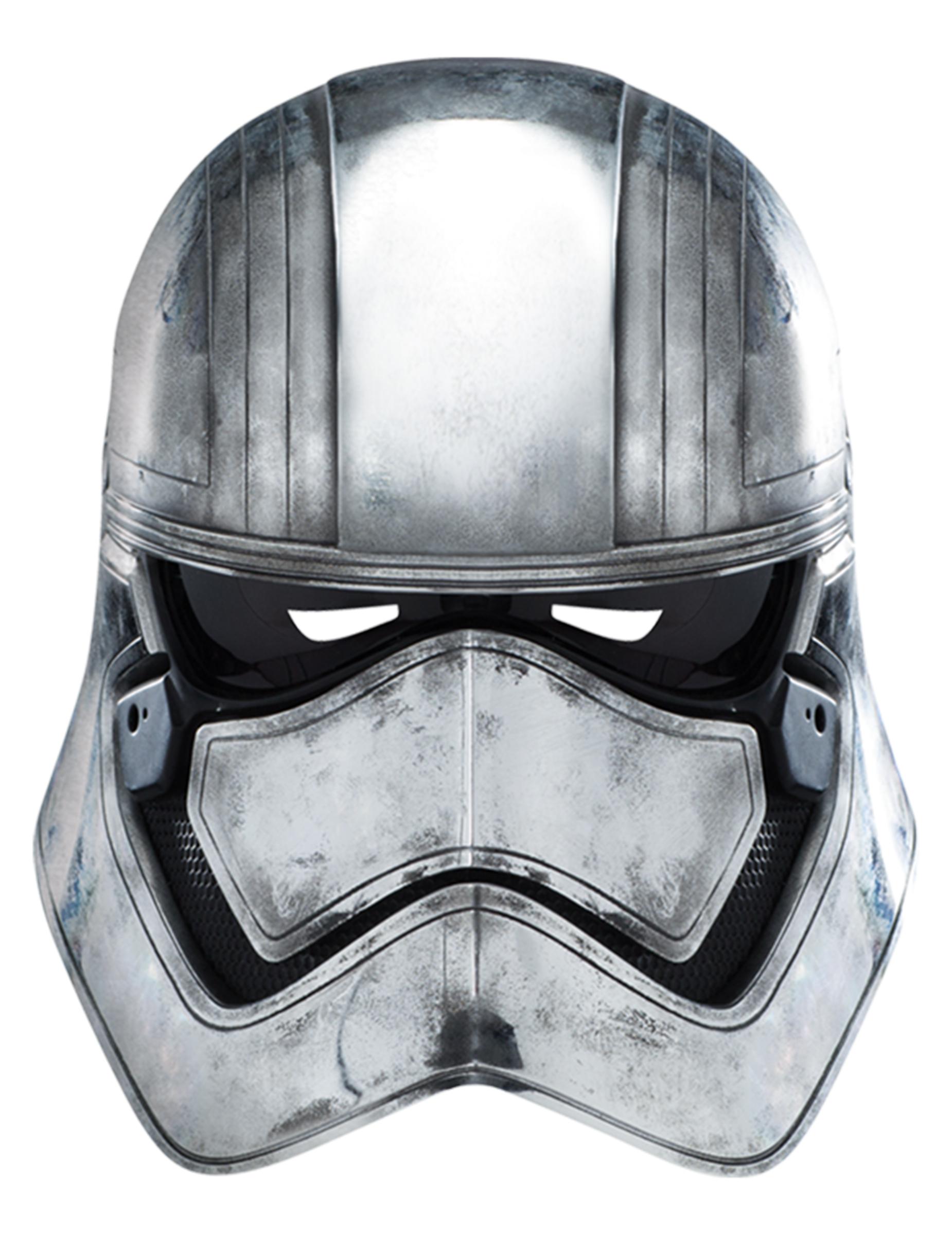 Star Wars Le R/éveil de la Force 8 Masque de f/ête en carton