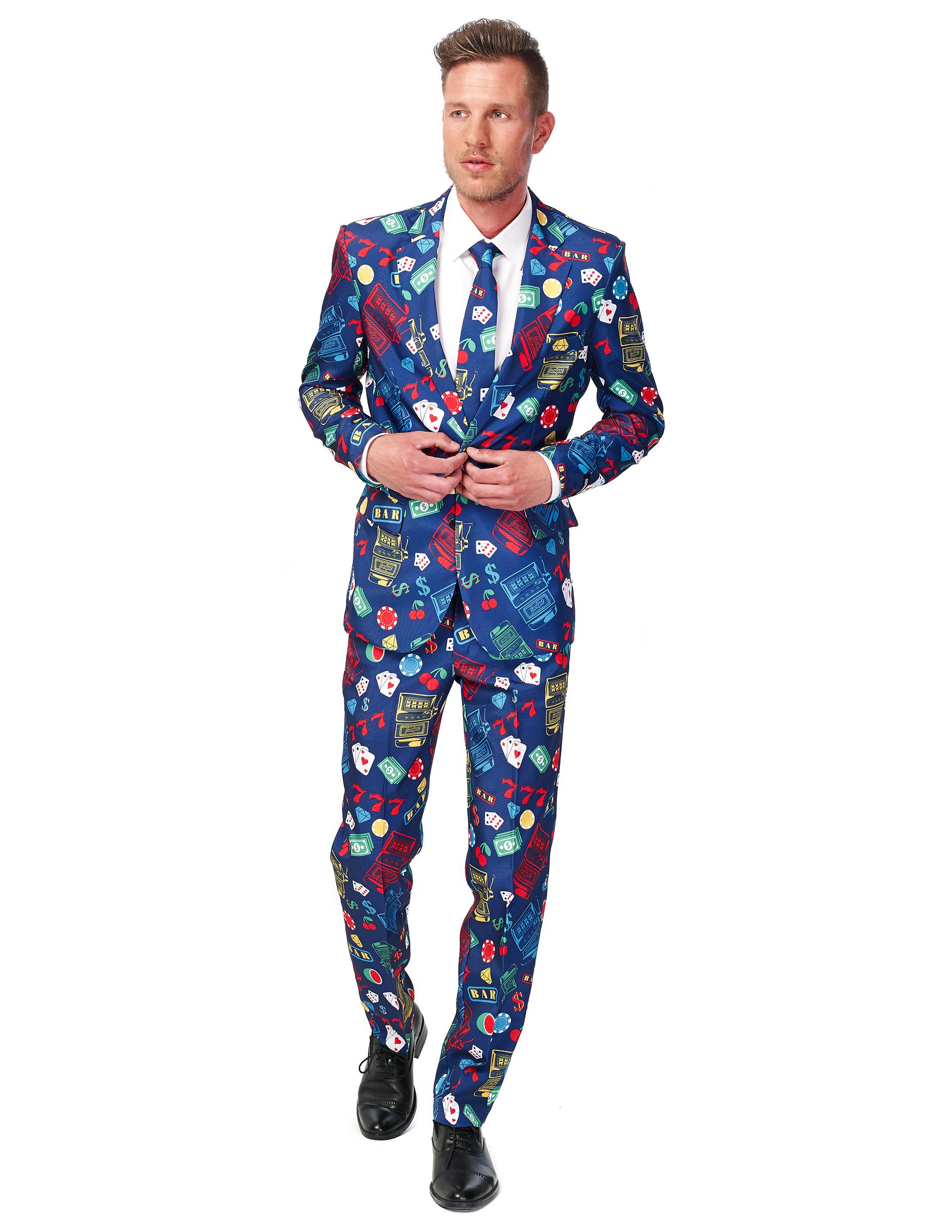 Assez Costume Mr. Casino homme Suitmeister™ : Deguise-toi, achat de  SU49