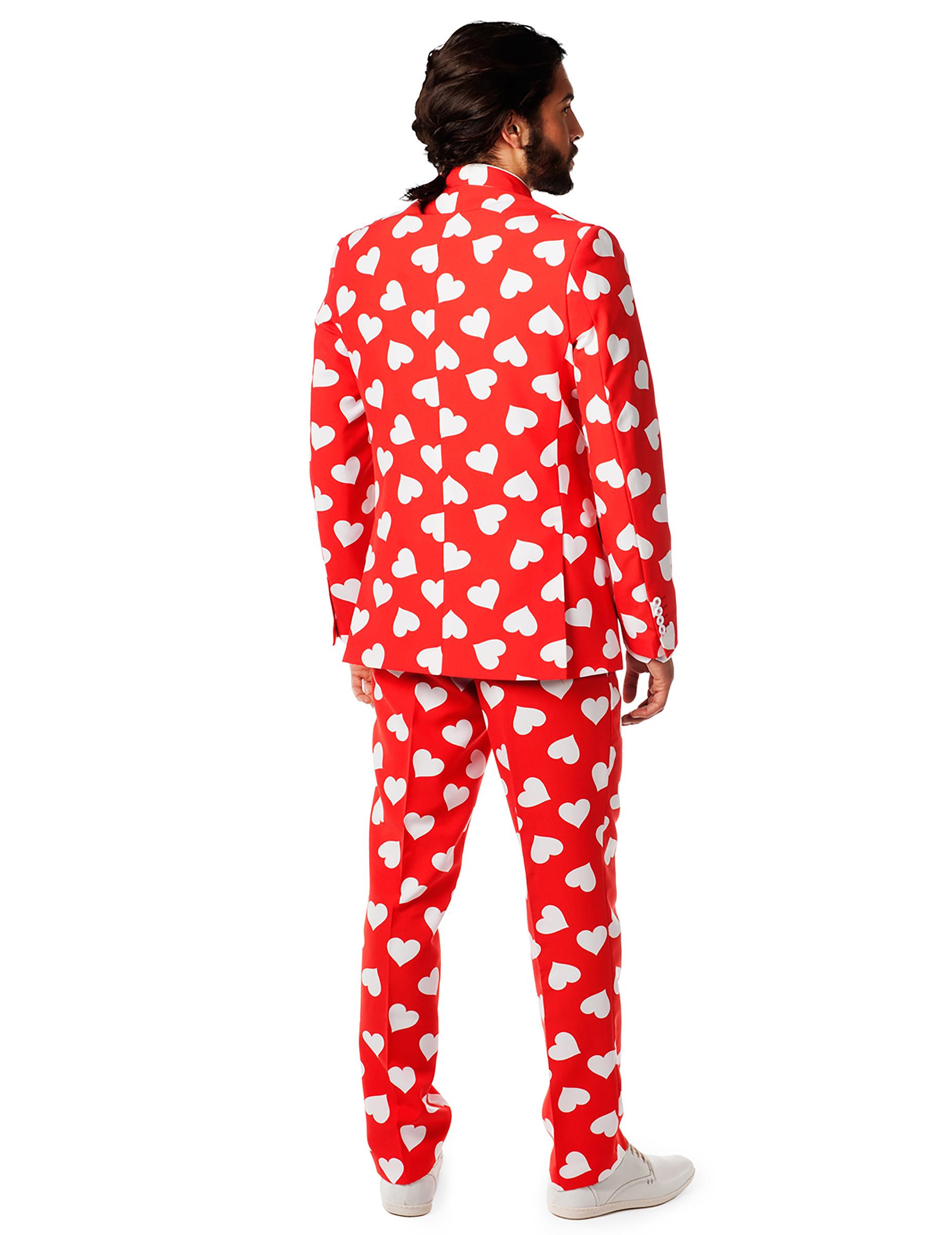 costume mr saint valentin homme opposuits deguise toi achat de d guisements adultes. Black Bedroom Furniture Sets. Home Design Ideas