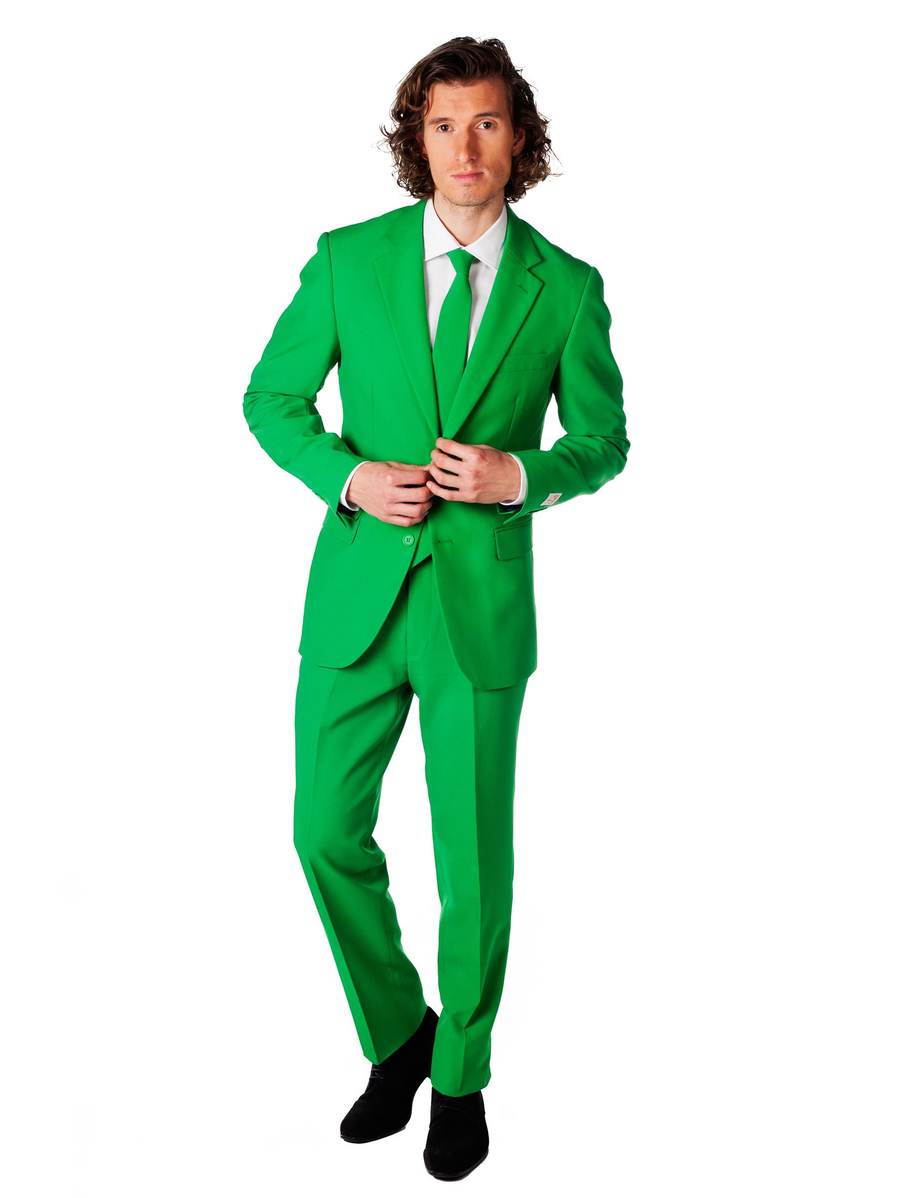 costume mr vert homme opposuits deguise toi achat de d guisements adultes. Black Bedroom Furniture Sets. Home Design Ideas