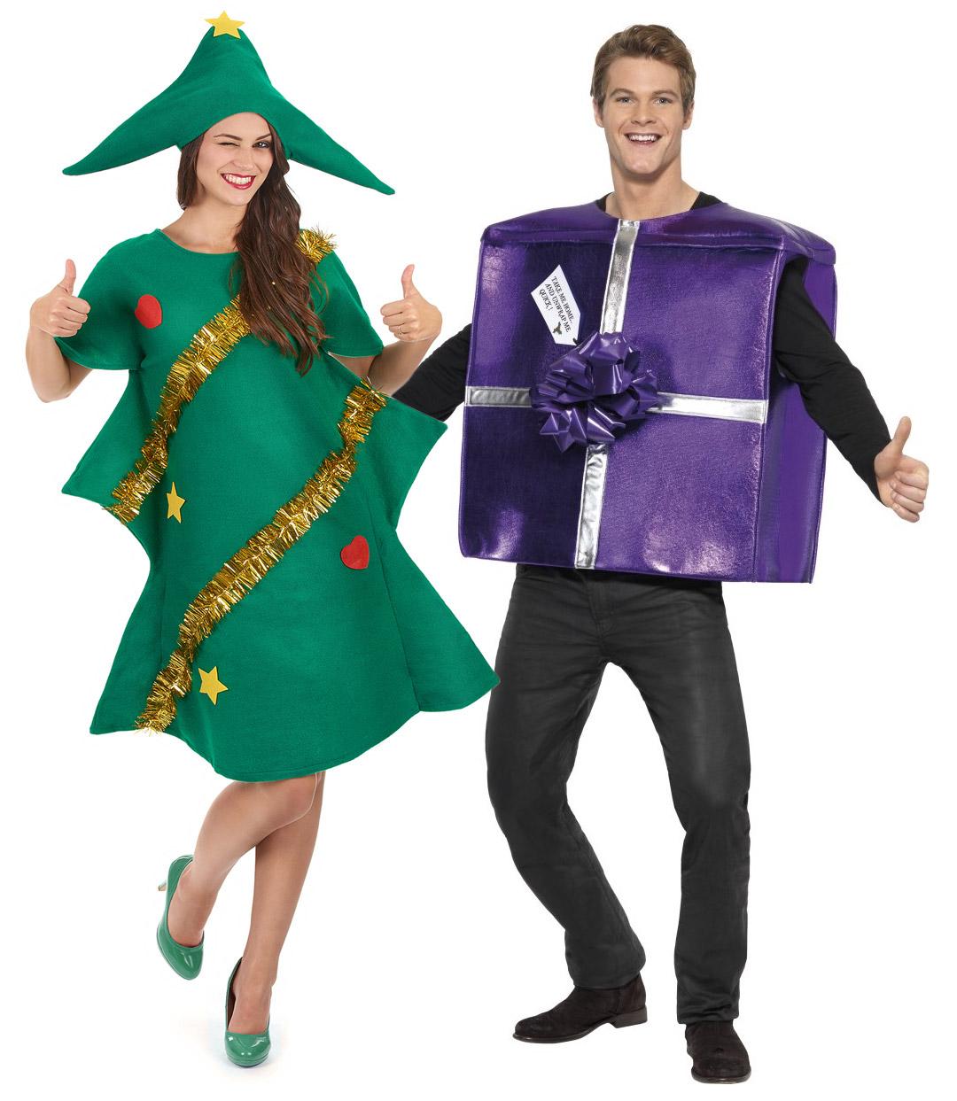 d guisement de couple sapin humoristique et cadeau violet no l deguise toi achat de. Black Bedroom Furniture Sets. Home Design Ideas