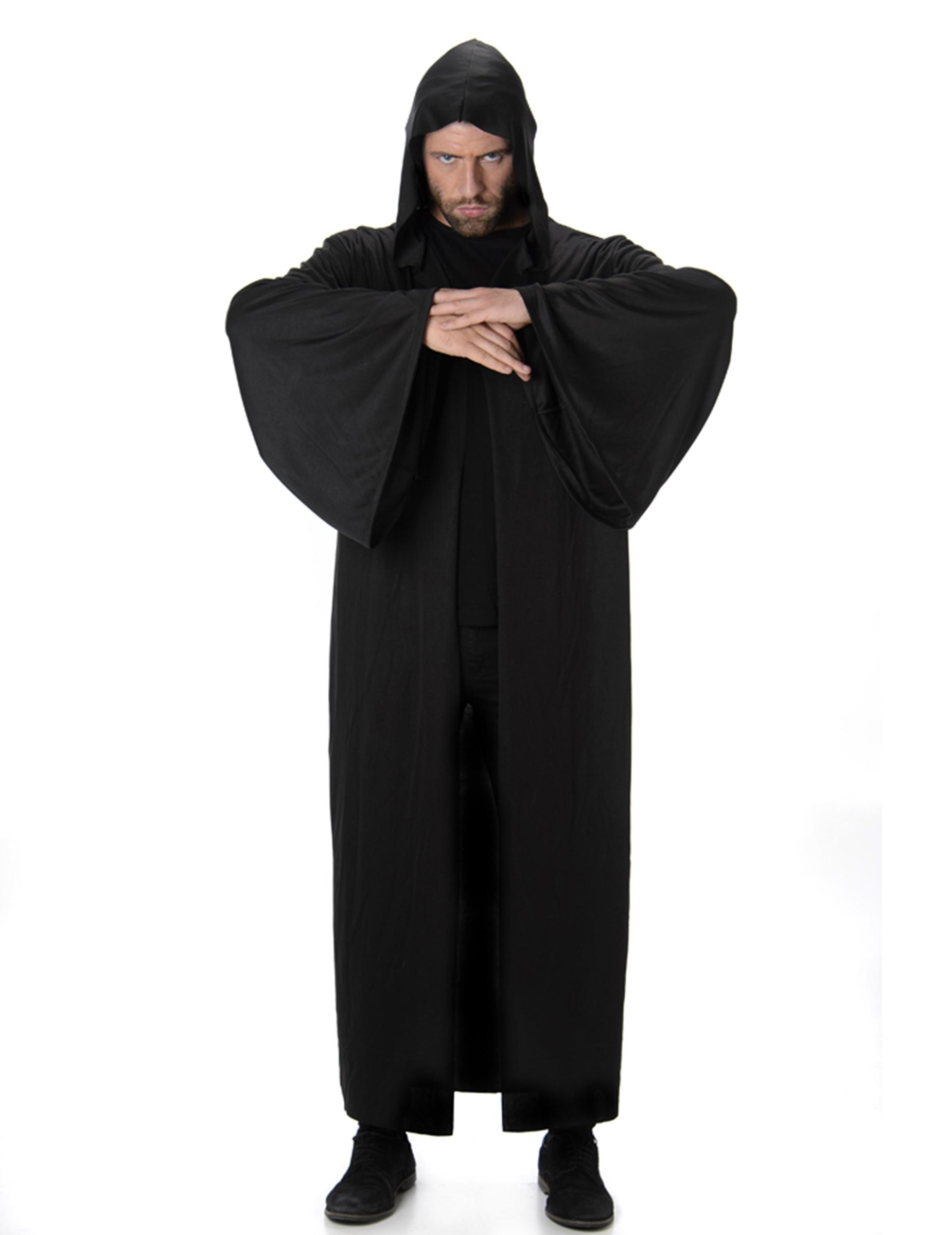 Fabuleux Cape longue à capuche homme Halloween : Deguise-toi, achat de  RO84