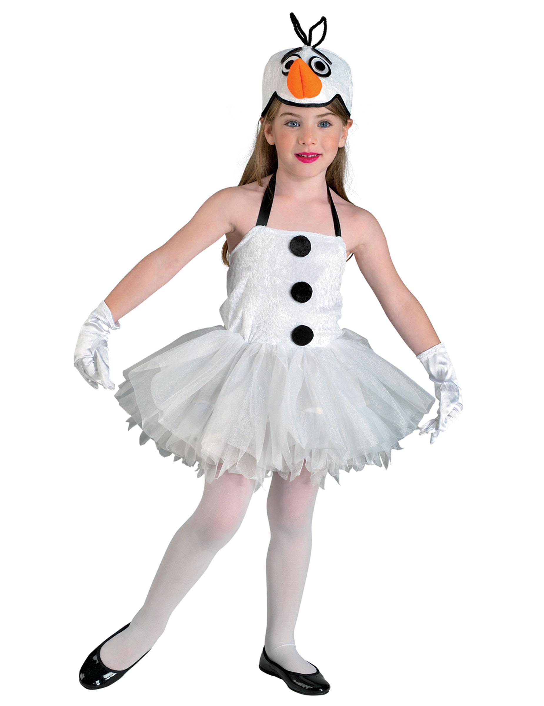 D guisement bonhomme de neige fille deguise toi achat de d guisements enfants - Bonhomme fille ...