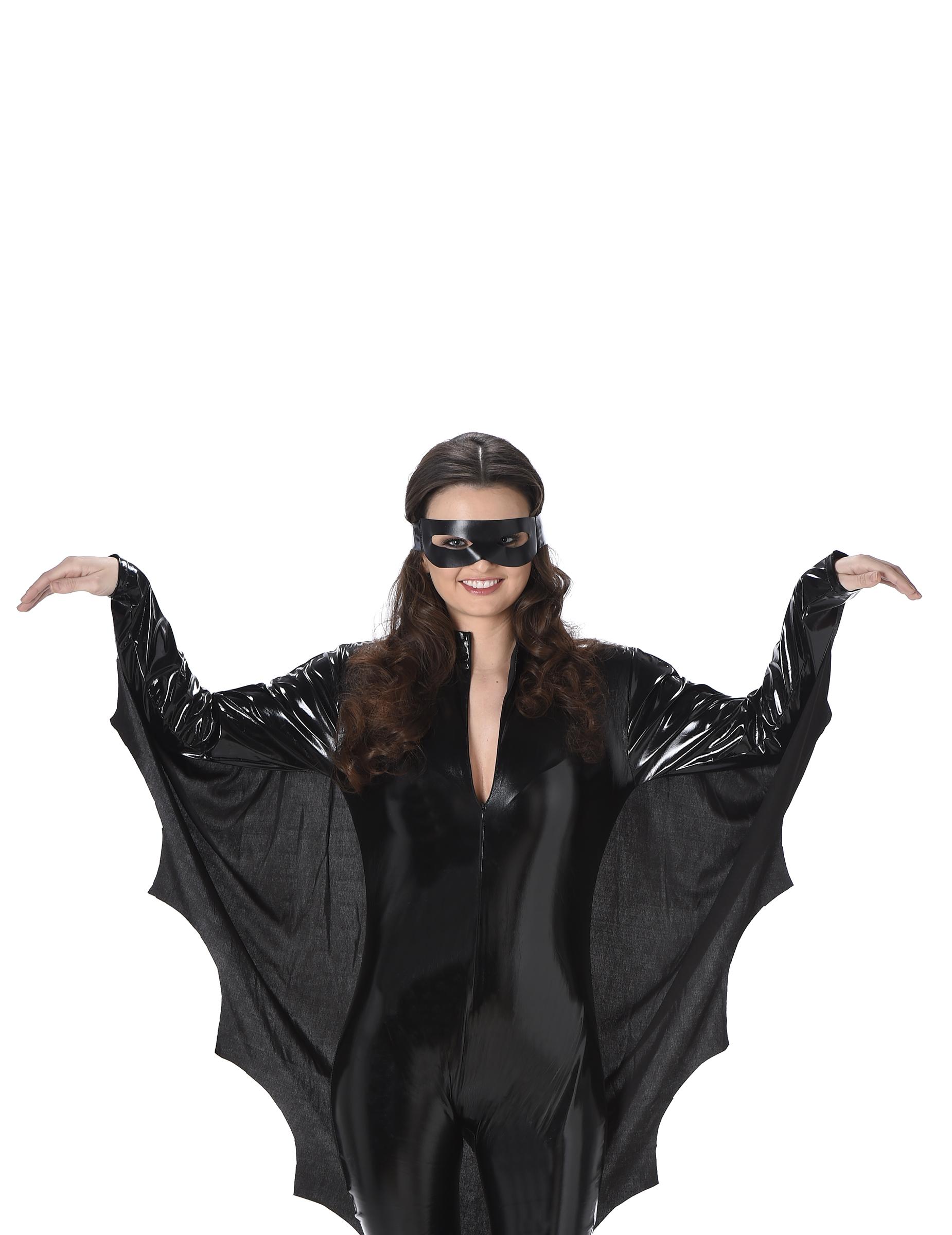 d guisement chauve souris sexy femme halloween deguise. Black Bedroom Furniture Sets. Home Design Ideas