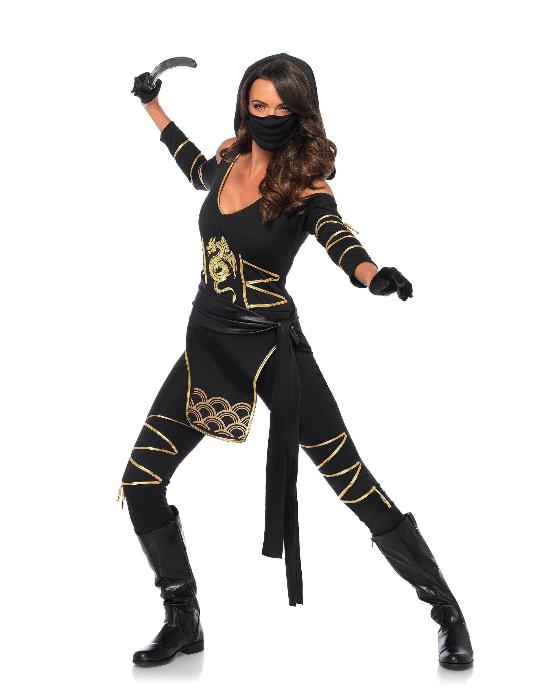 deguisement adulte ninja