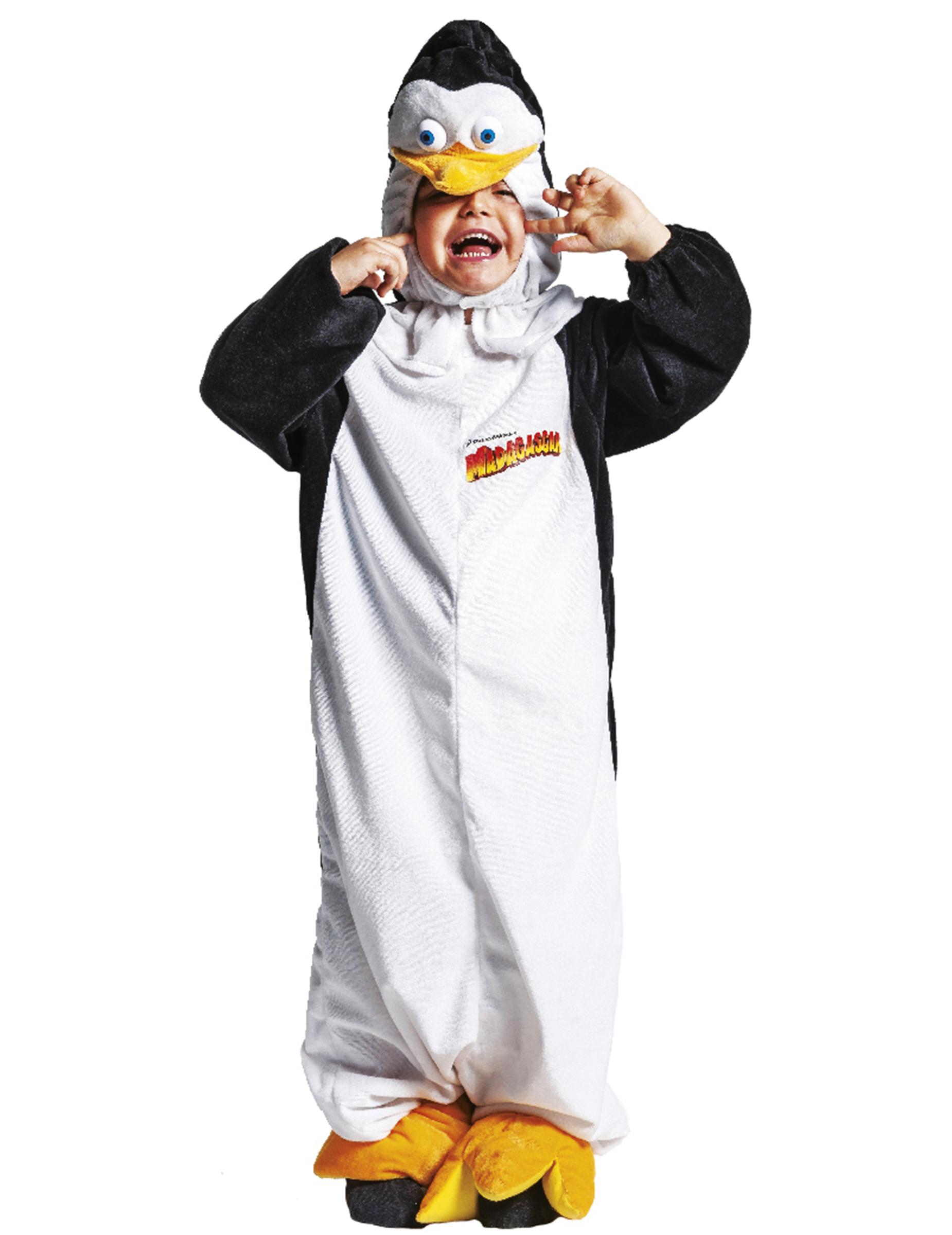 D guisement pingouin madagascar enfants deguise toi - Pingouin rigolo ...
