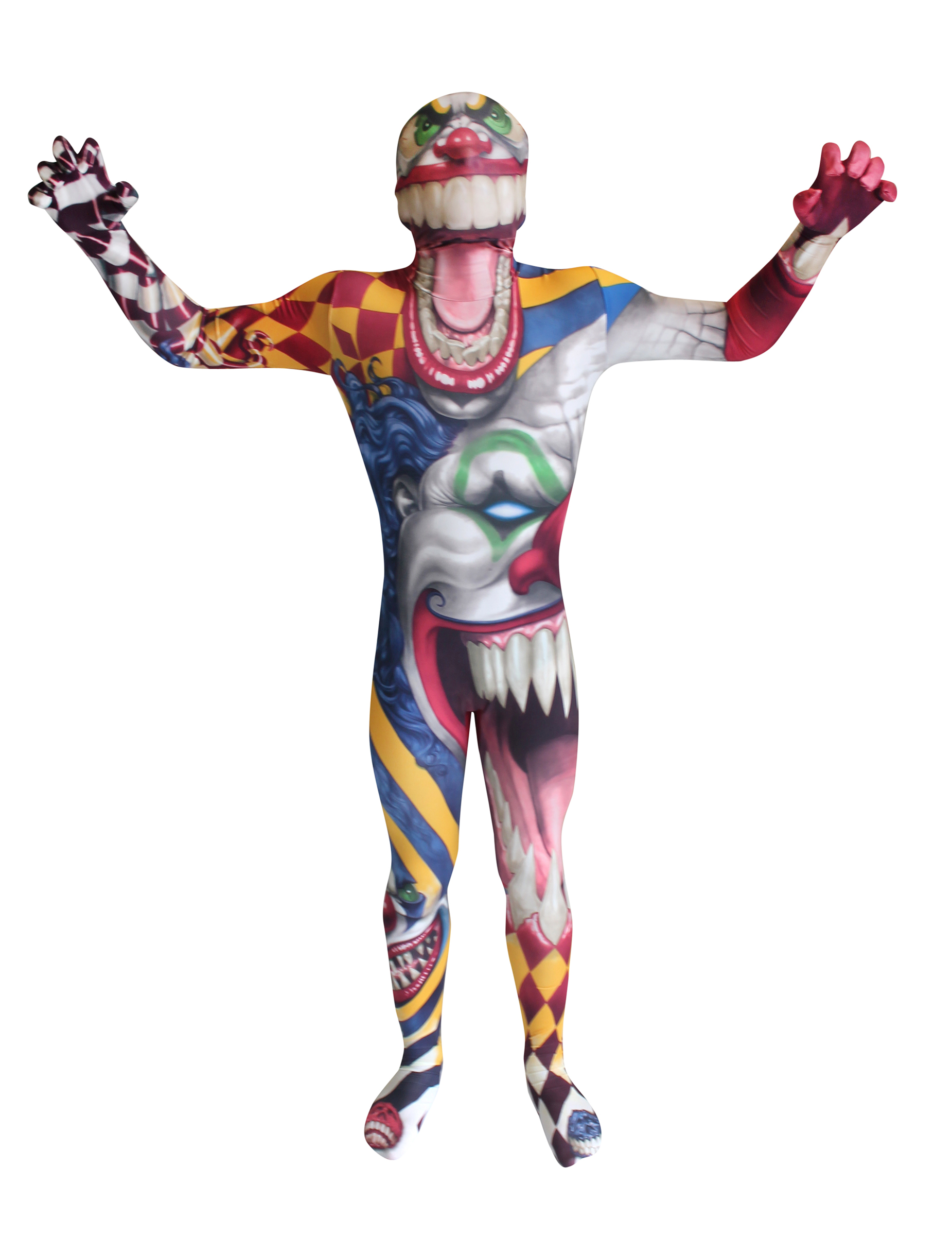 d guisement clown effrayant enfant morphsuits halloween deguise toi achat de d guisements. Black Bedroom Furniture Sets. Home Design Ideas