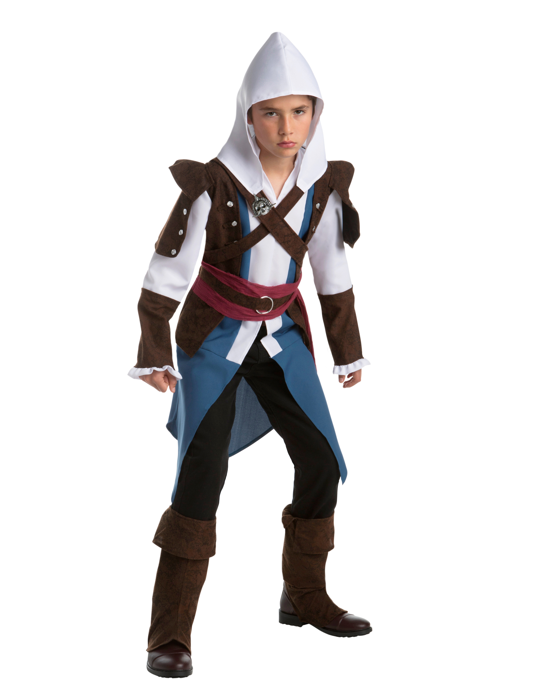 0987eb5dd69d1 Déguisement Edward classique Edward - Assassin s creed™Adolescent ...