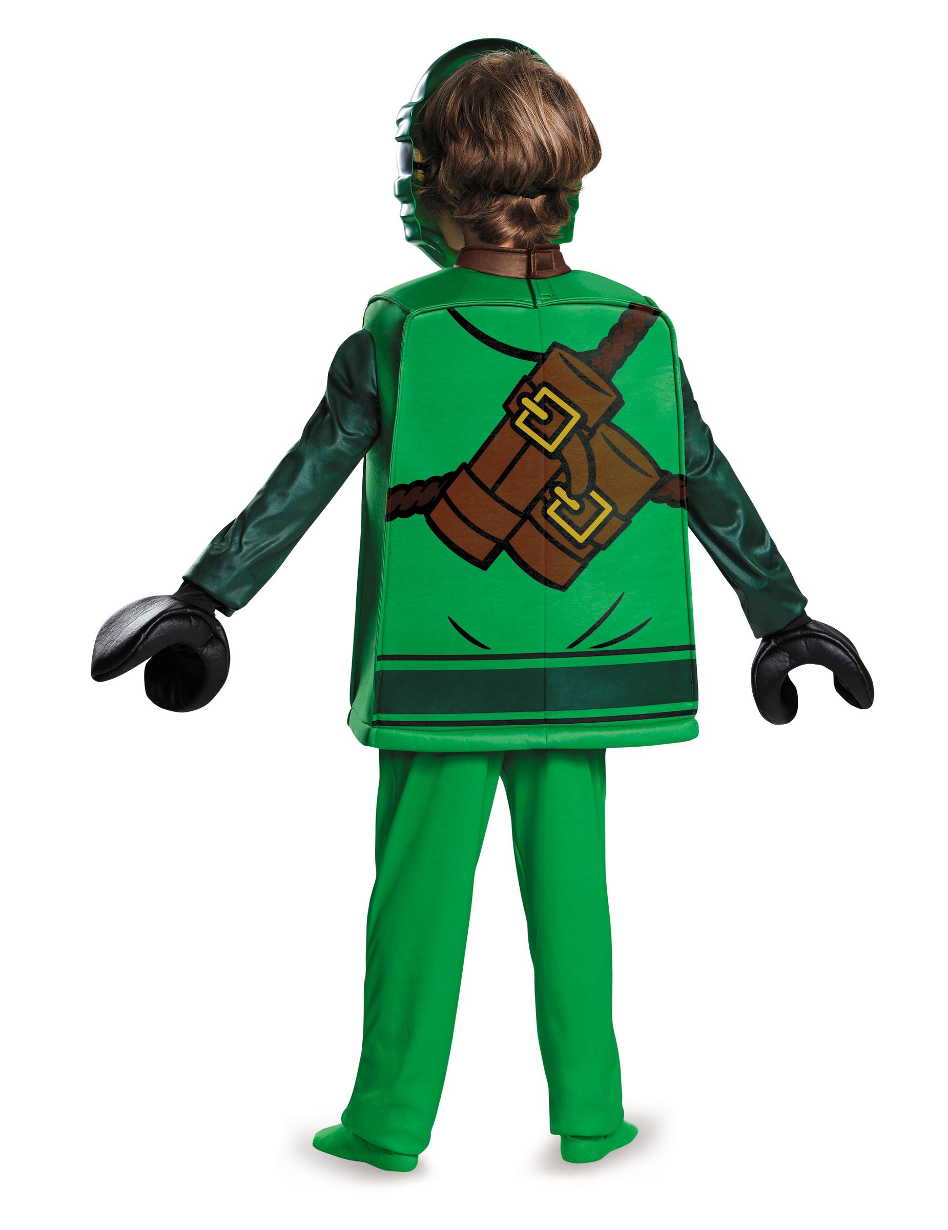 Exceptionnel Déguisement deluxe Lloyd Ninjago®- LEGO® enfant : Deguise-toi  TH21