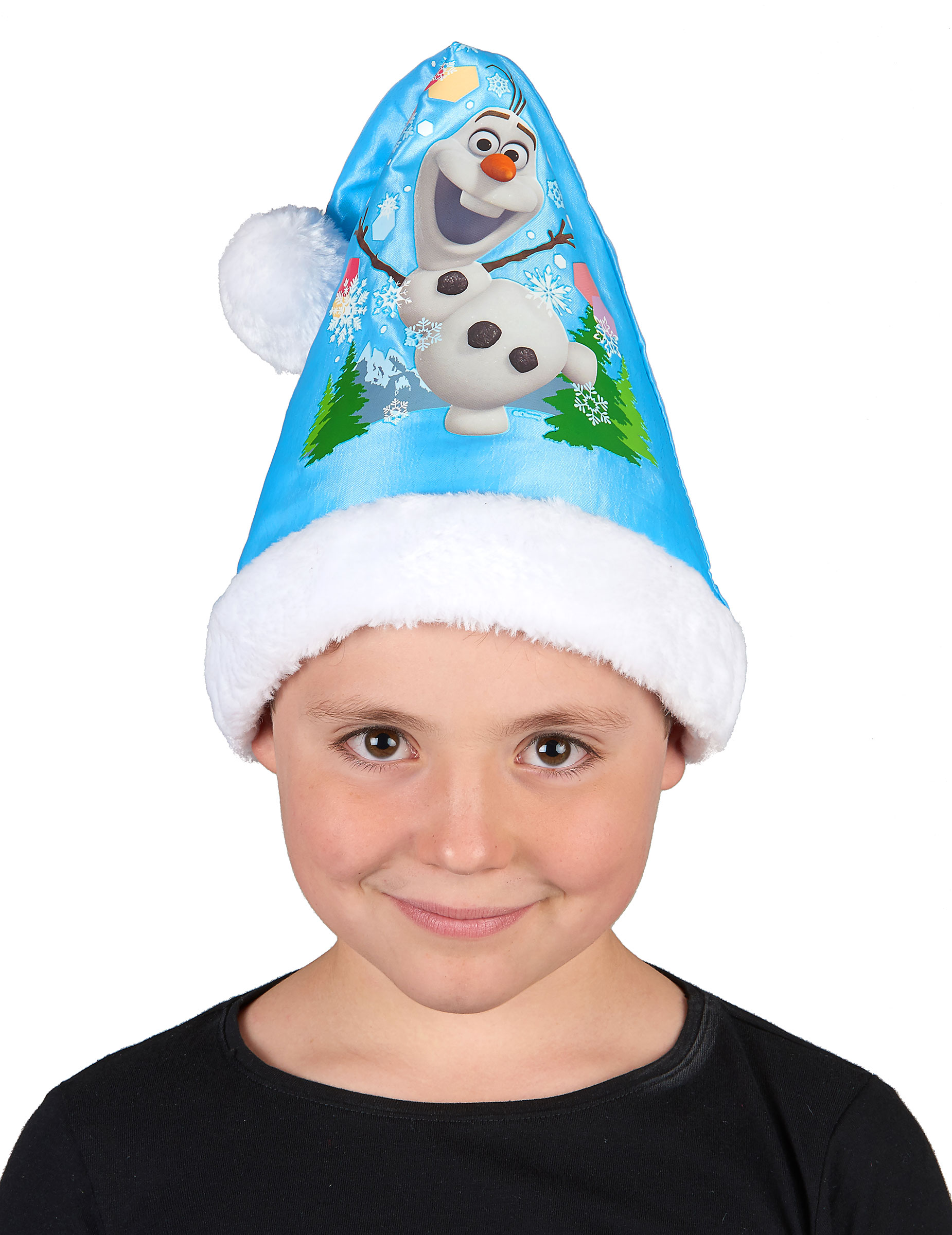 Bonnet olaf la reine des neiges no l deguise toi achat - Olafe la reine des neiges ...