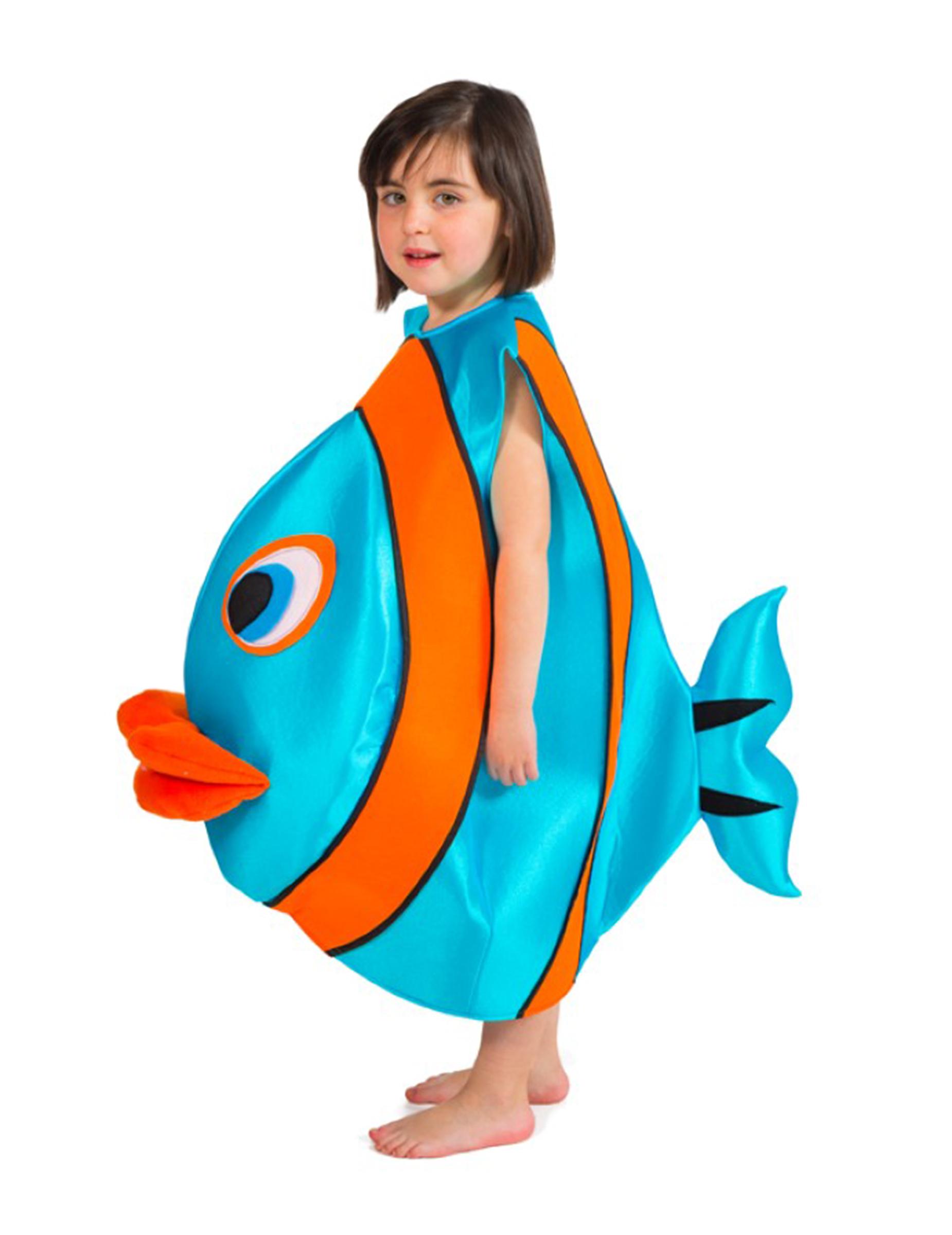 D guisement poisson bleu enfant deguise toi achat de d guisements enfants - Theme de deguisement ...