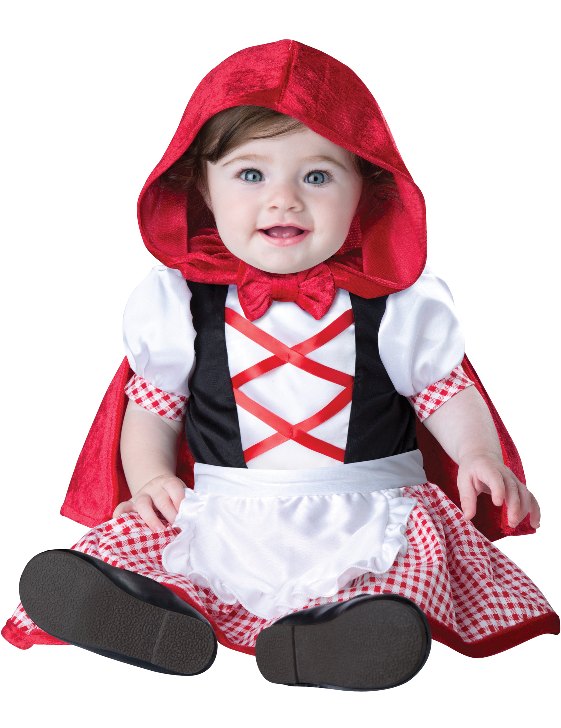 Déguisement mini chaperon rouge pour bébé - Classique   Deguise-toi ... 534e5d1216eb