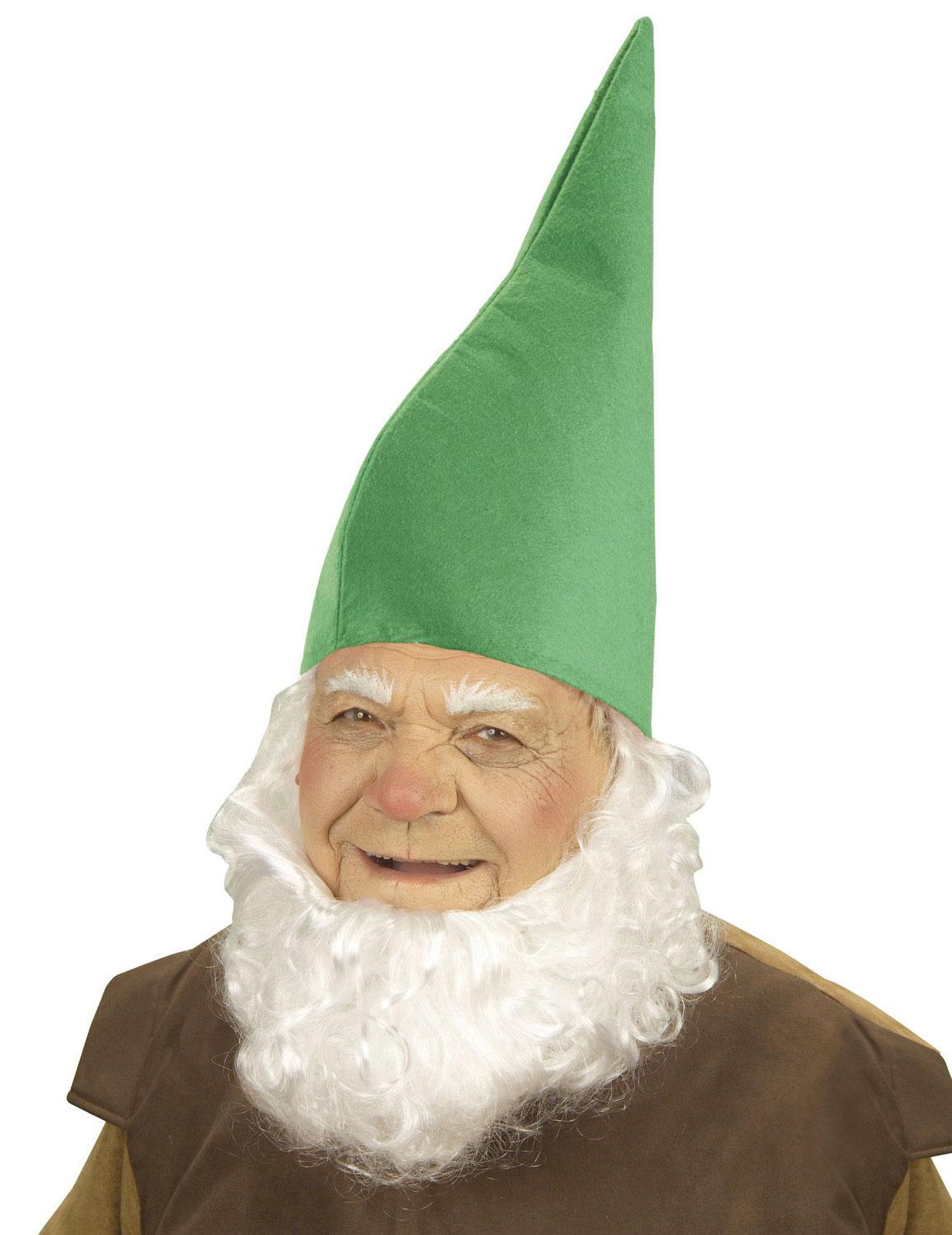 Bonnet nain vert adulte : Deguise-toi, achat de Chapeaux
