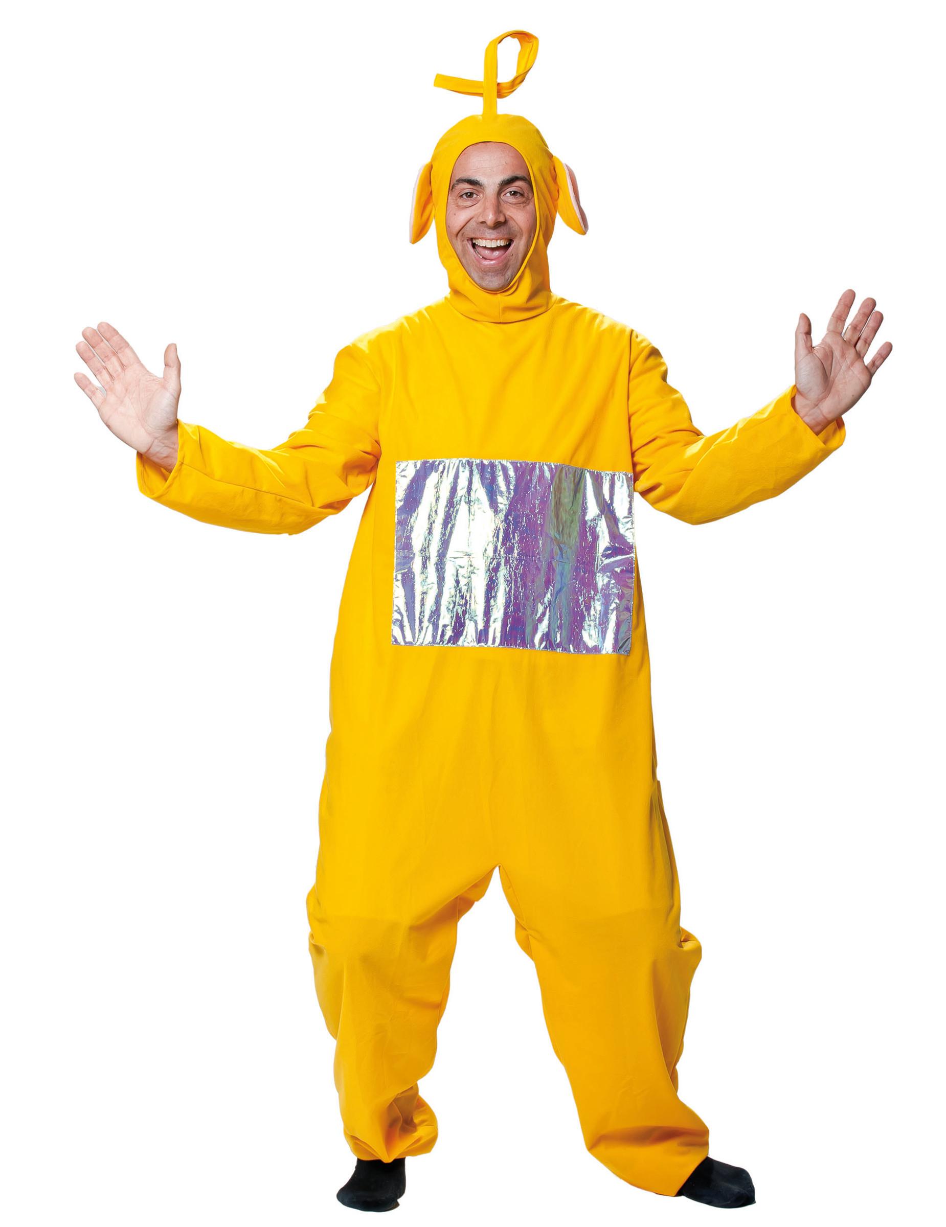 Costumes teletubbies - Deguisement rebelle adulte ...