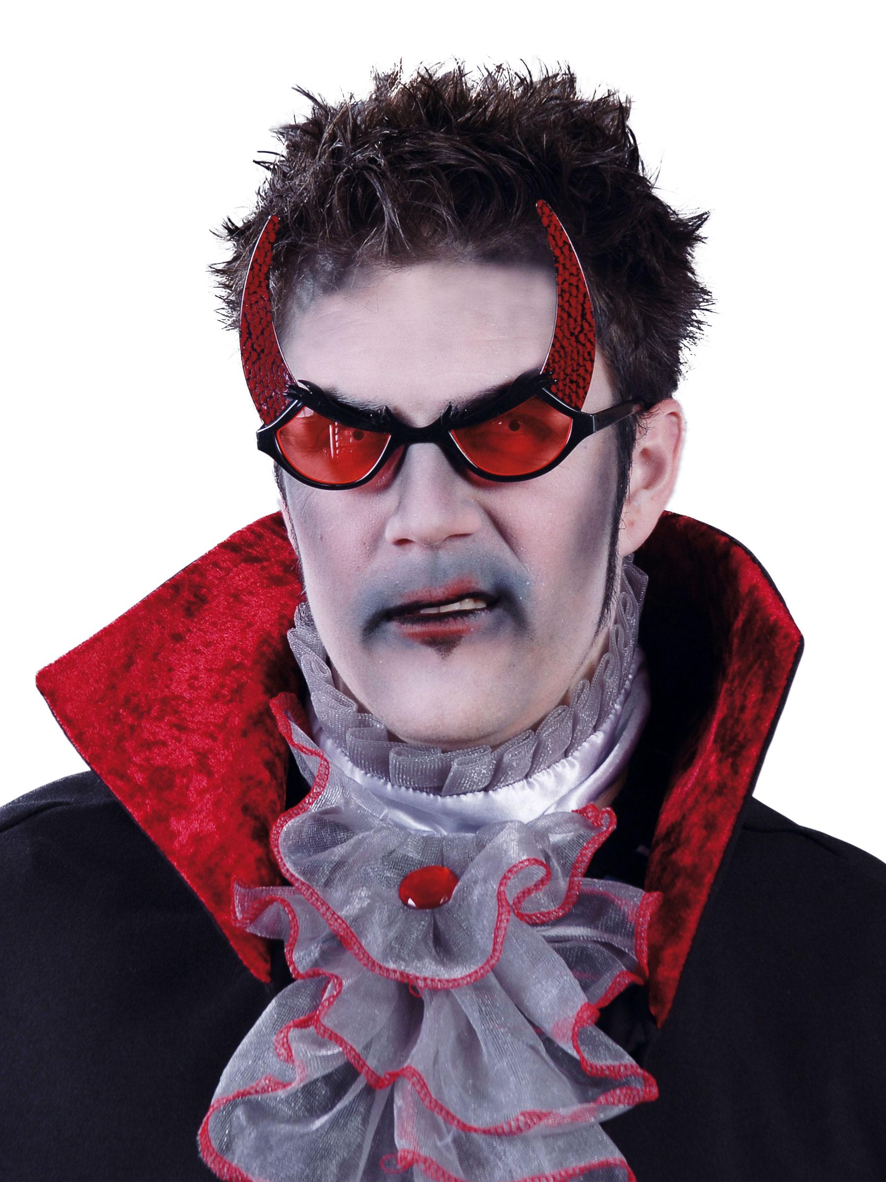 a5269f52423 Lunettes démon adulte Halloween   Deguise-toi
