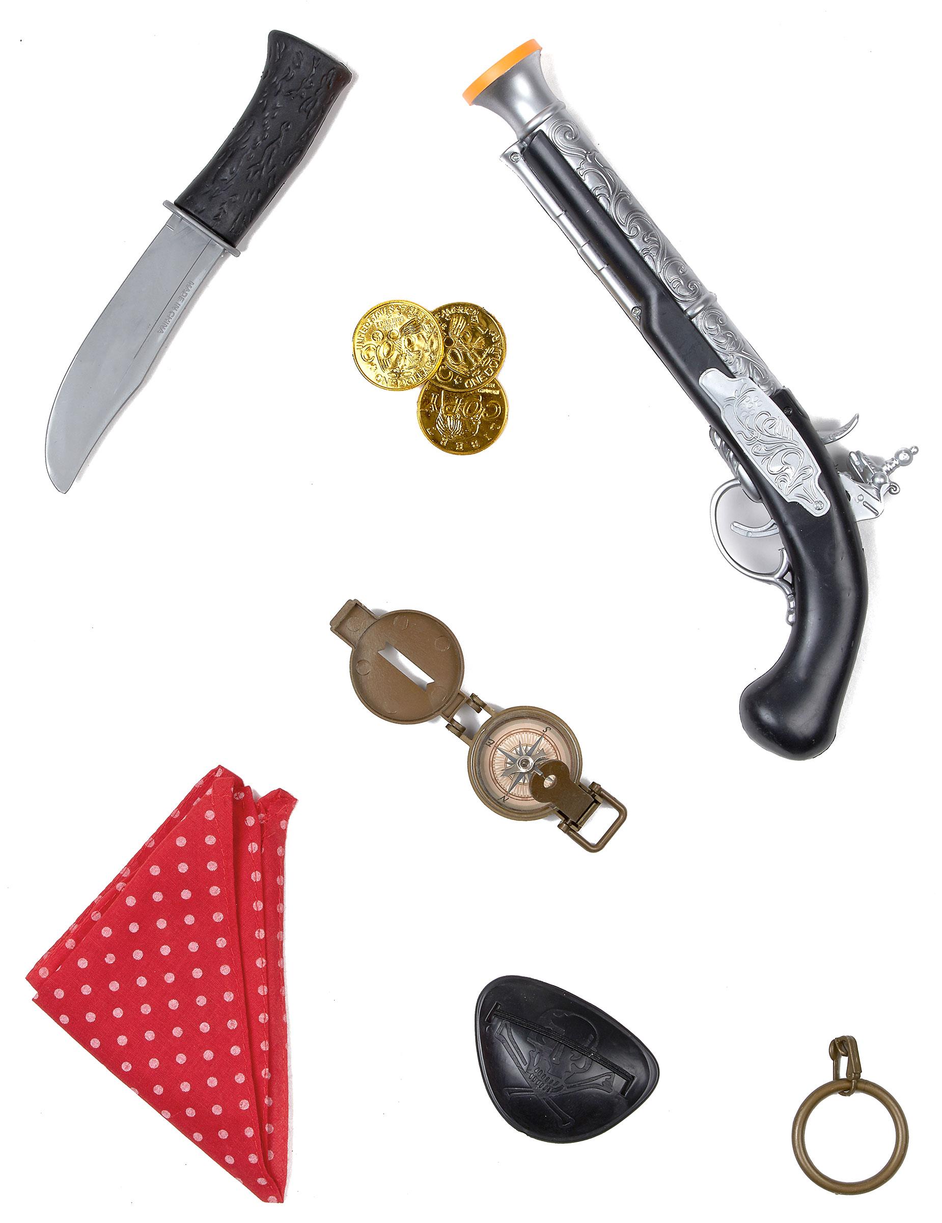 54b2c1a7f58 Kit accessoires pirate enfant   Deguise-toi