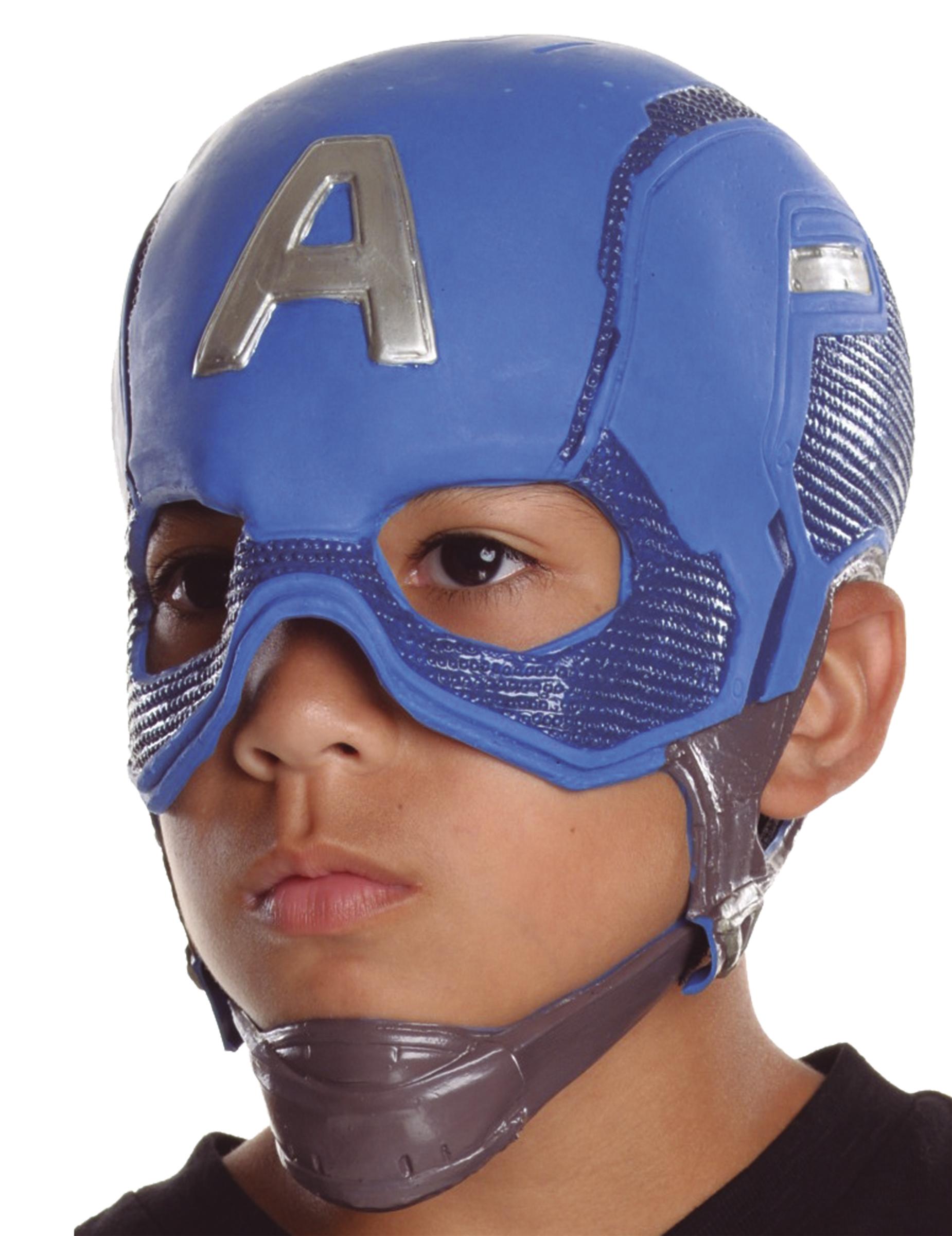 Masque captain america enfant avengers deguise toi achat de masques - Captain america fille ...