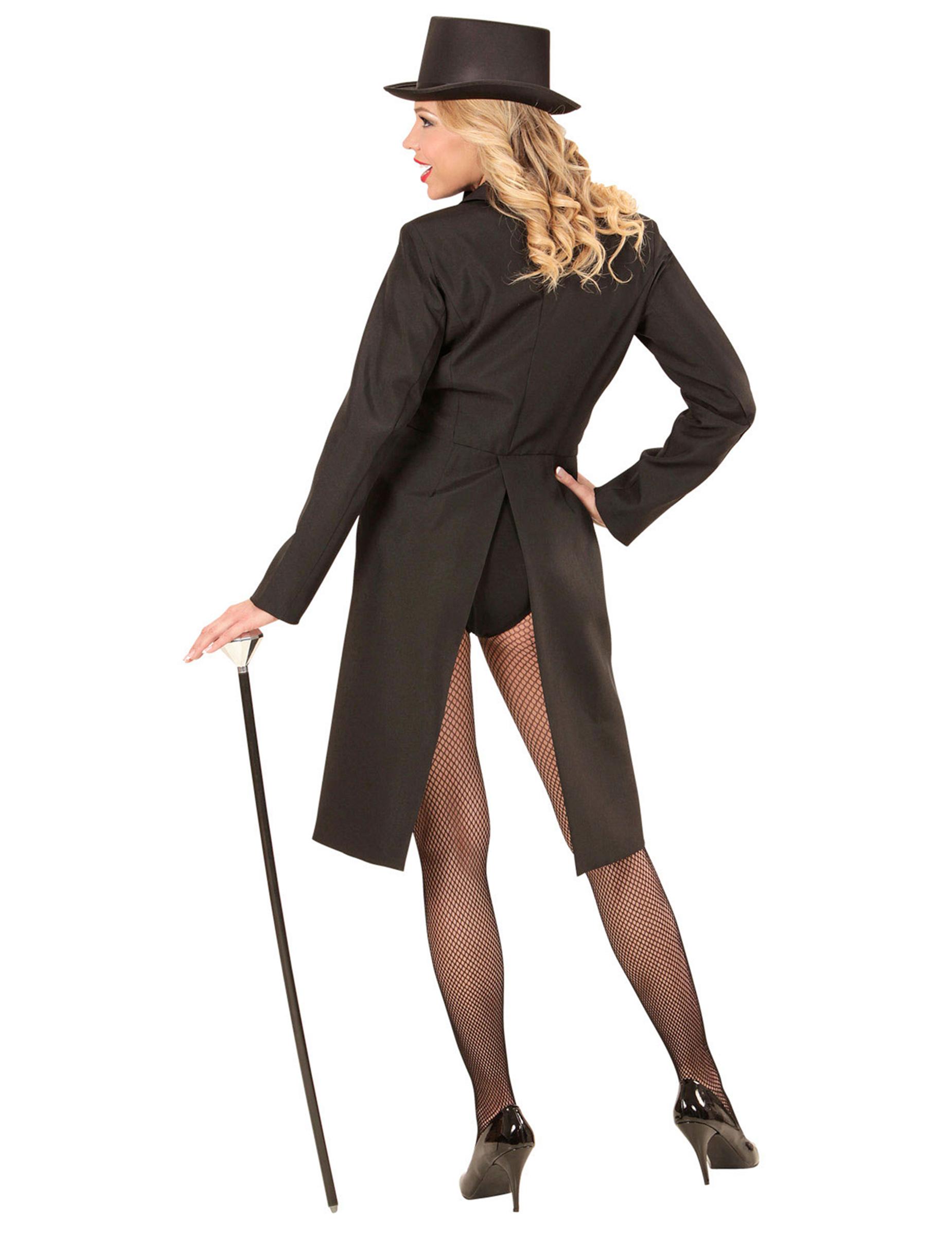 Veste Queue de Pie Or ou Argent Taille XL