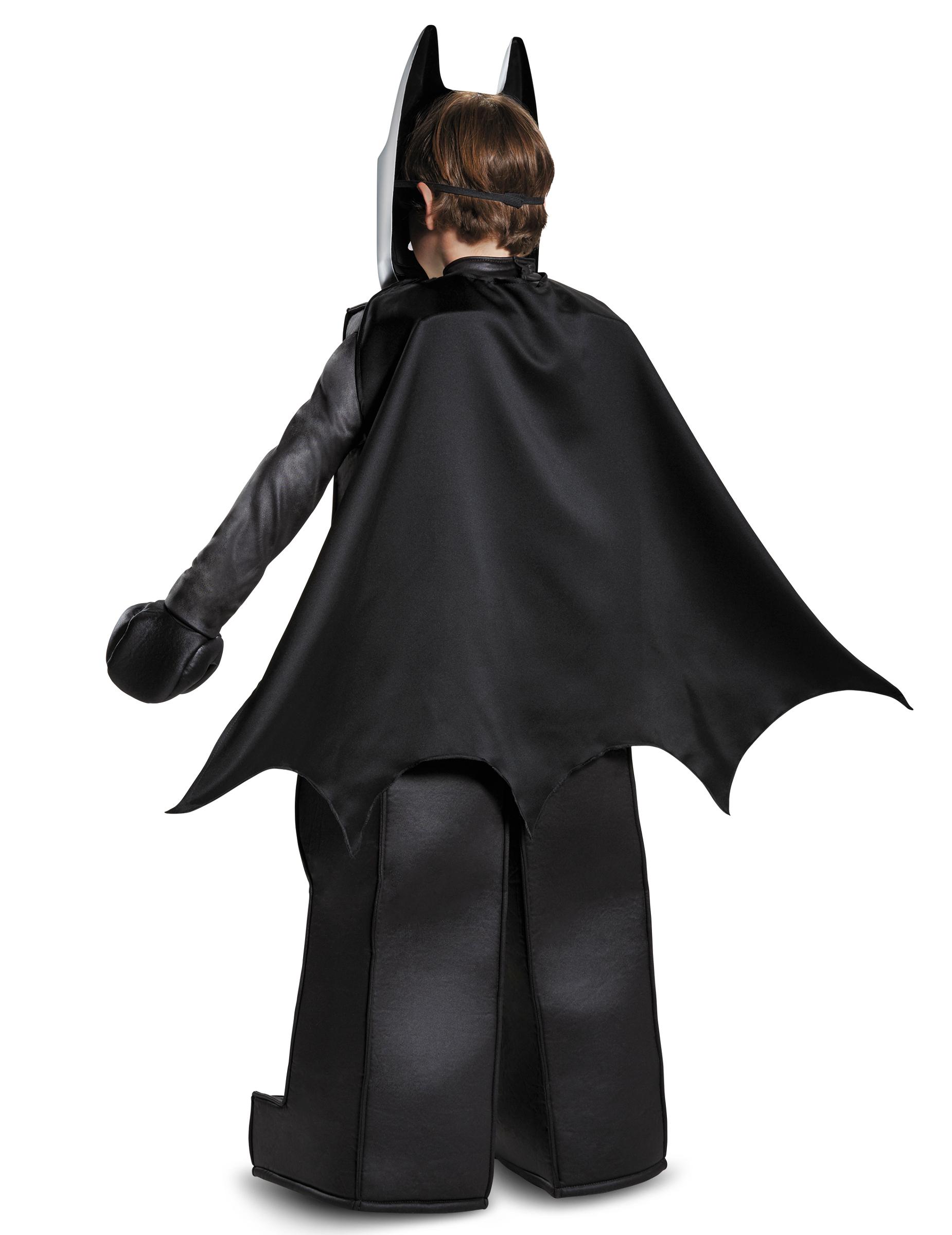 D guisement prestige batman lego movie enfant deguise toi achat de d guisements enfants - Deguisement tete de lego ...