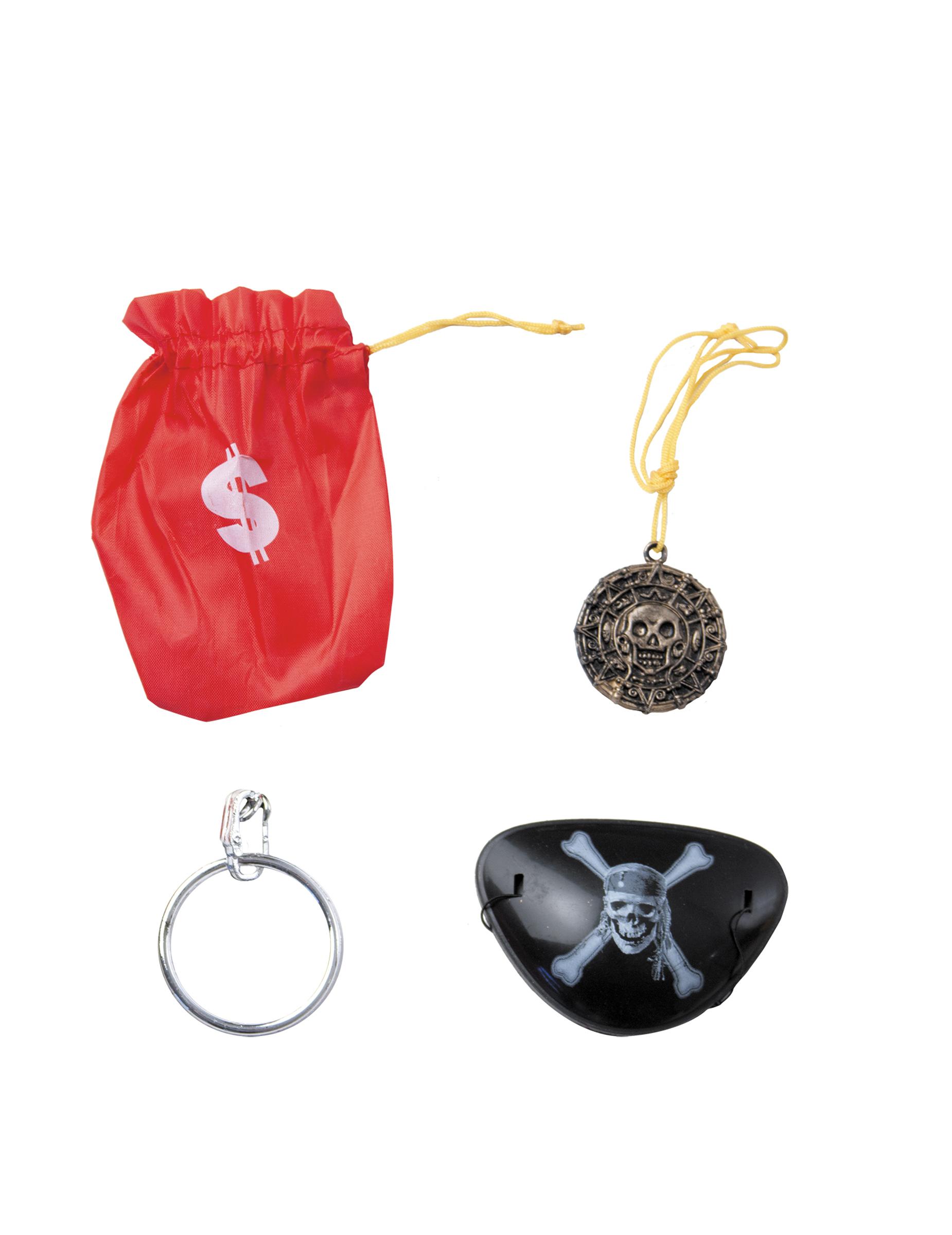 eba305a9e1e Mini kit 4 accessoires de pirate   Deguise-toi