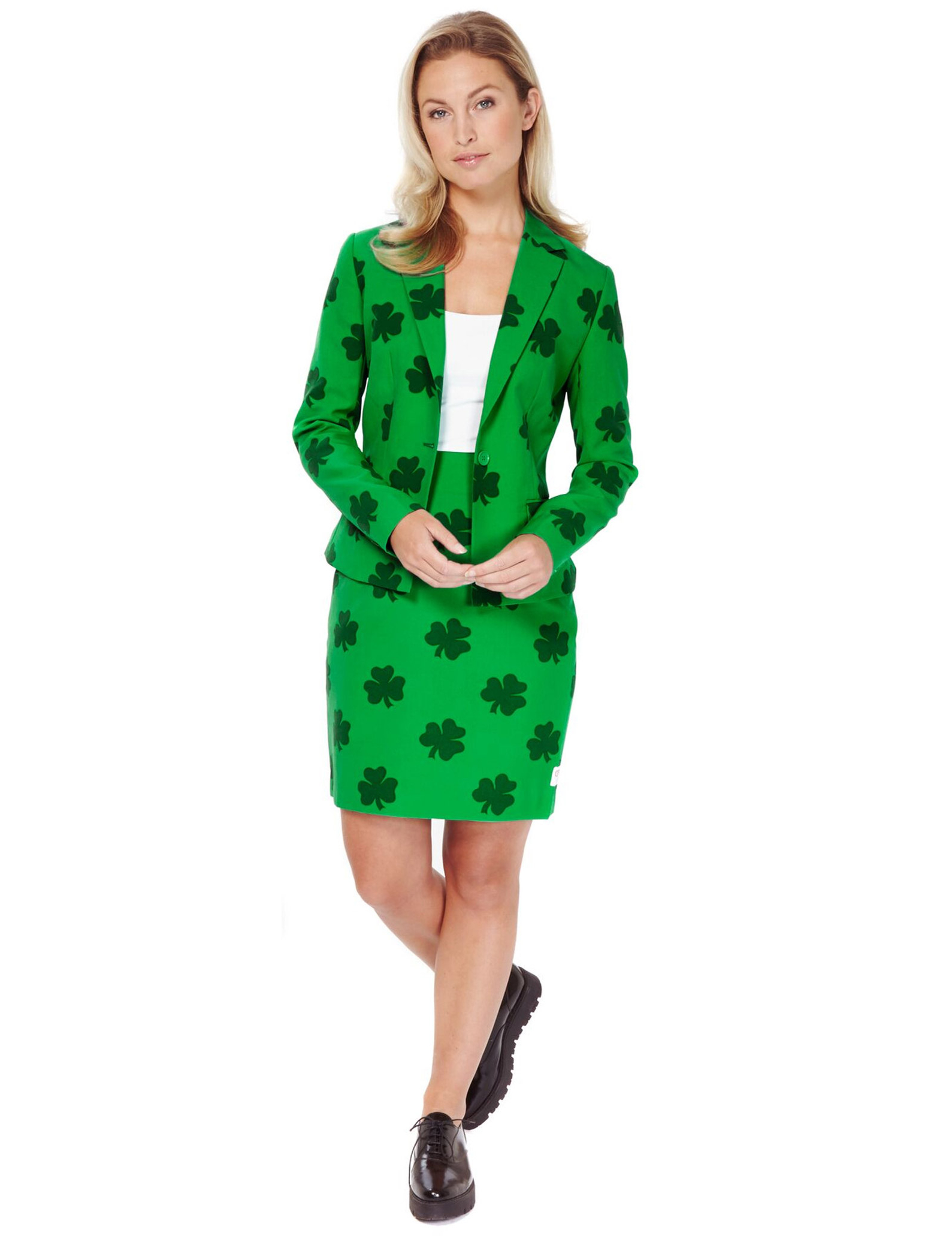 7f655af4880 Costume Mrs. Lucky femme Opposuits™ St Patrick   Deguise-toi