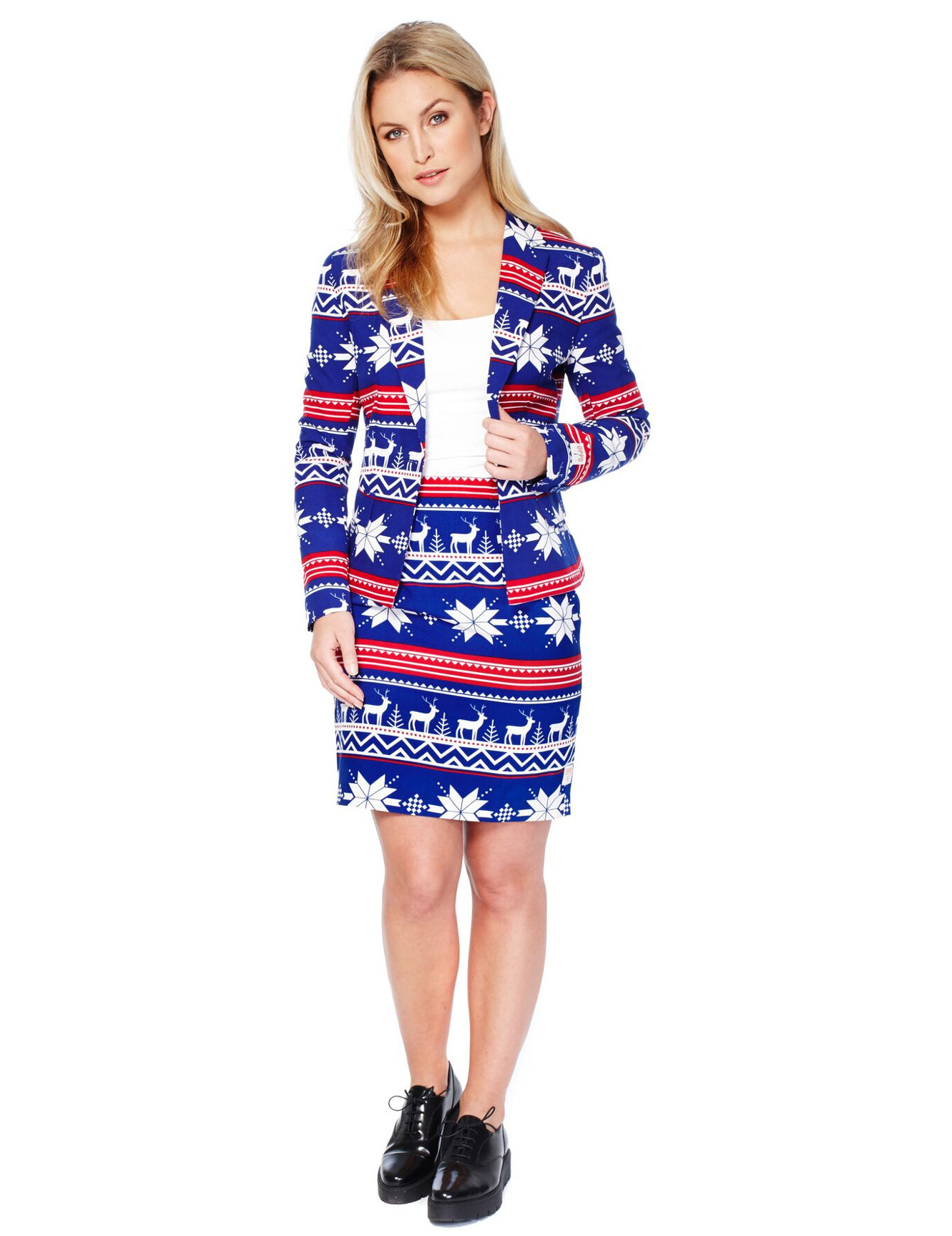 06a5934f090 Costume Mrs. Snow femme Opposuits™   Deguise-toi