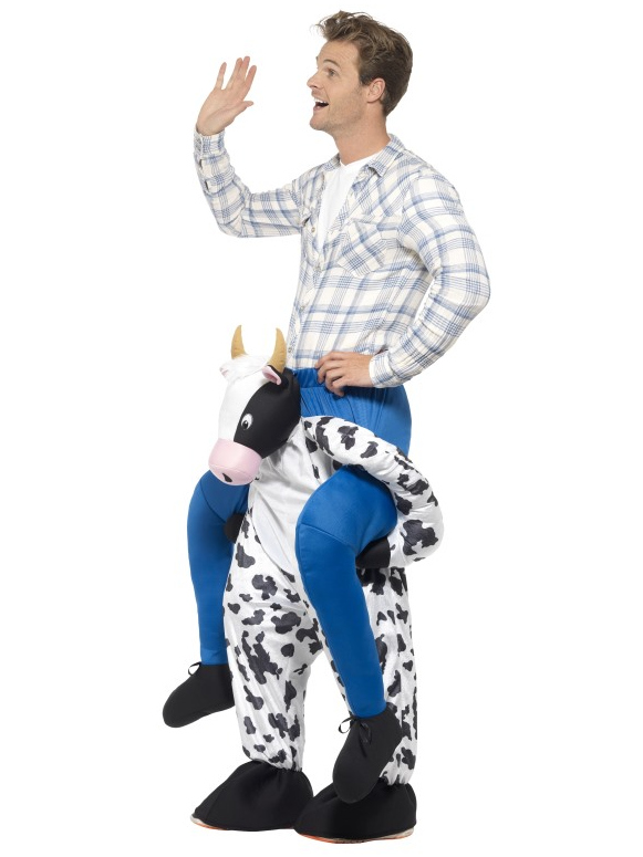 d guisement homme dos de vache adulte deguise toi achat de d guisements adultes. Black Bedroom Furniture Sets. Home Design Ideas