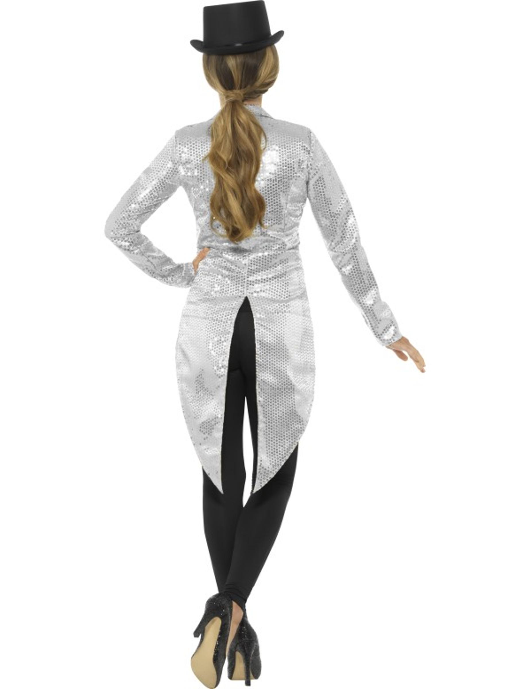 Veste queue de pie femme grande taille