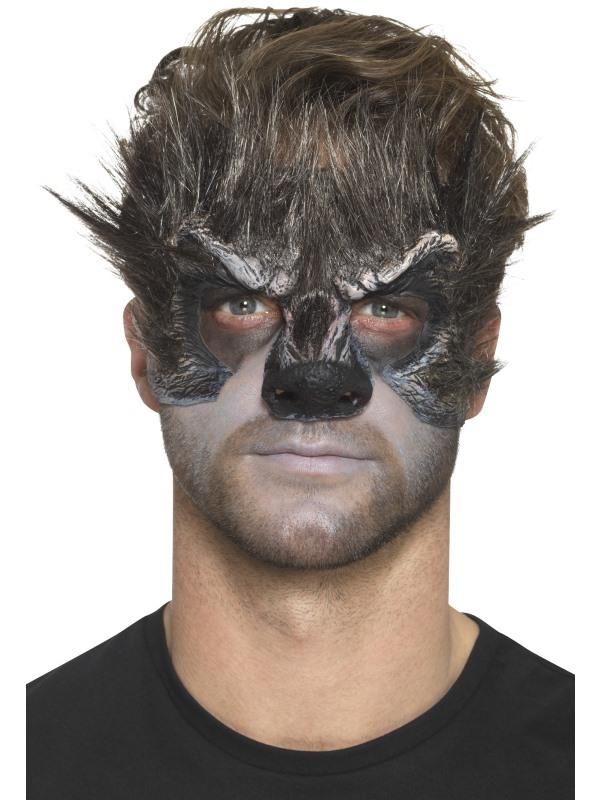 Prothèse En Mousse Latex Loup Garou Adulte Halloween Deguise Toi