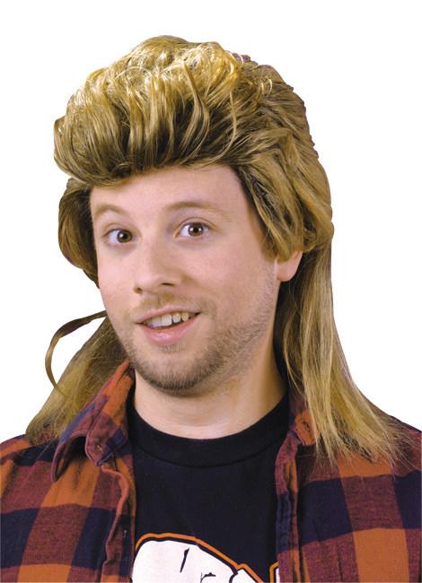 Perruque coupe mulet ann es 80 homme deguise toi achat de perruques - Coupe annee 80 ...