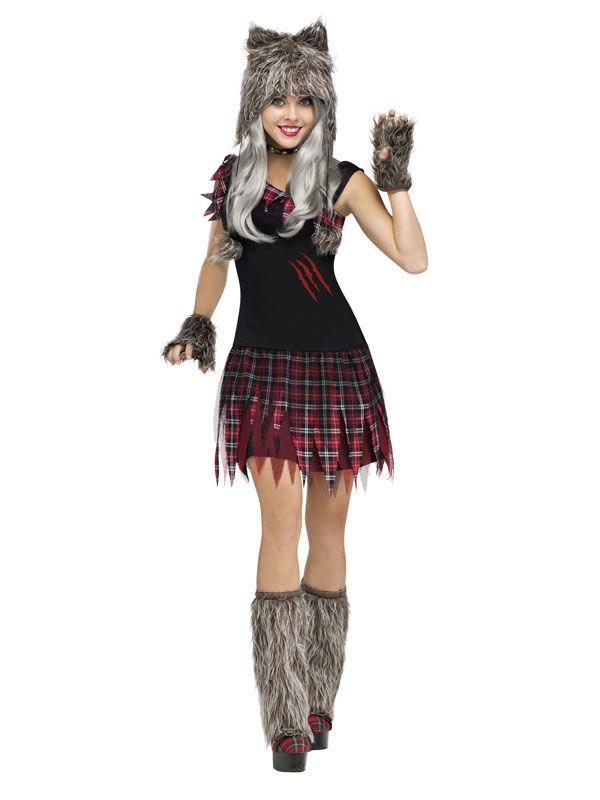 Déguisement Loup Garou Femme Halloween Deguise Toi Achat De