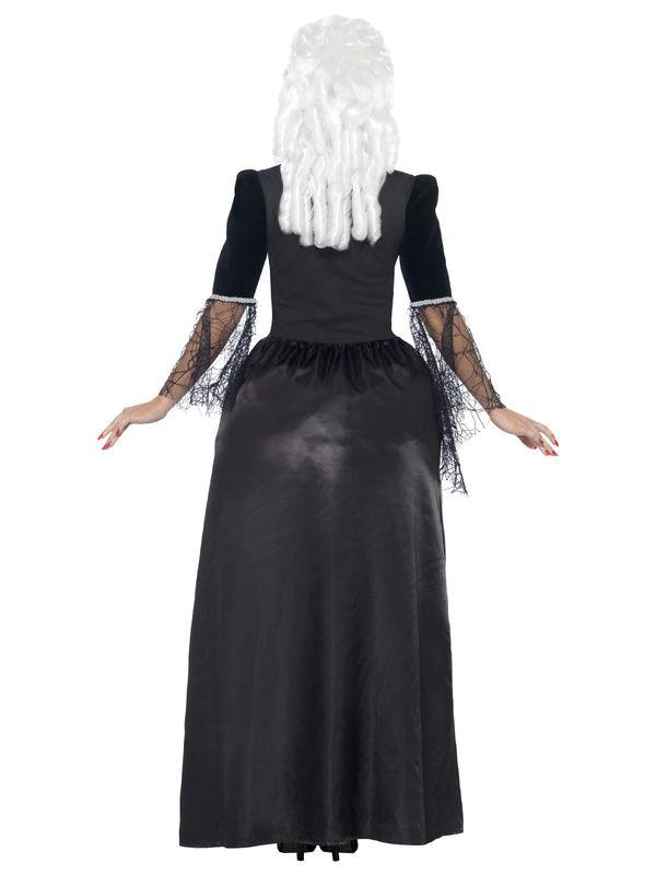 Déguisement baronne gothique femme noir   Deguise-toi, achat de ... b1a9daeb23cf