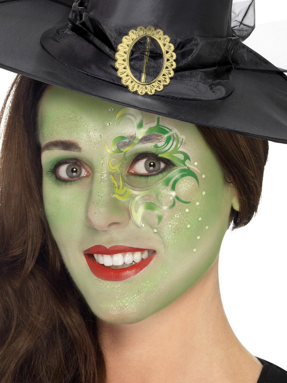 kit maquillage sorci re enchanteresse femme halloween. Black Bedroom Furniture Sets. Home Design Ideas