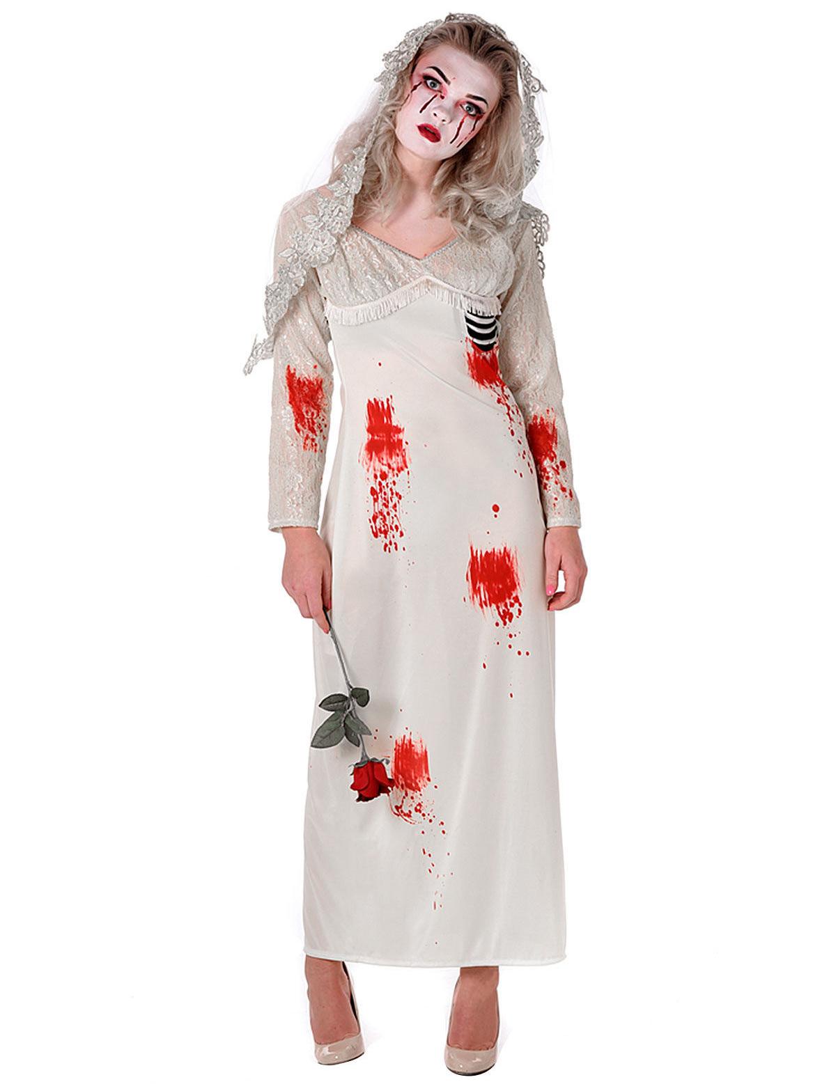 Deguisement Mariee Zombie Femme Deguise Toi Achat De Deguisements Adultes