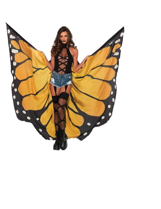 Aile De Papillon ailes papillon géantes adulte : deguise-toi, achat de accessoires