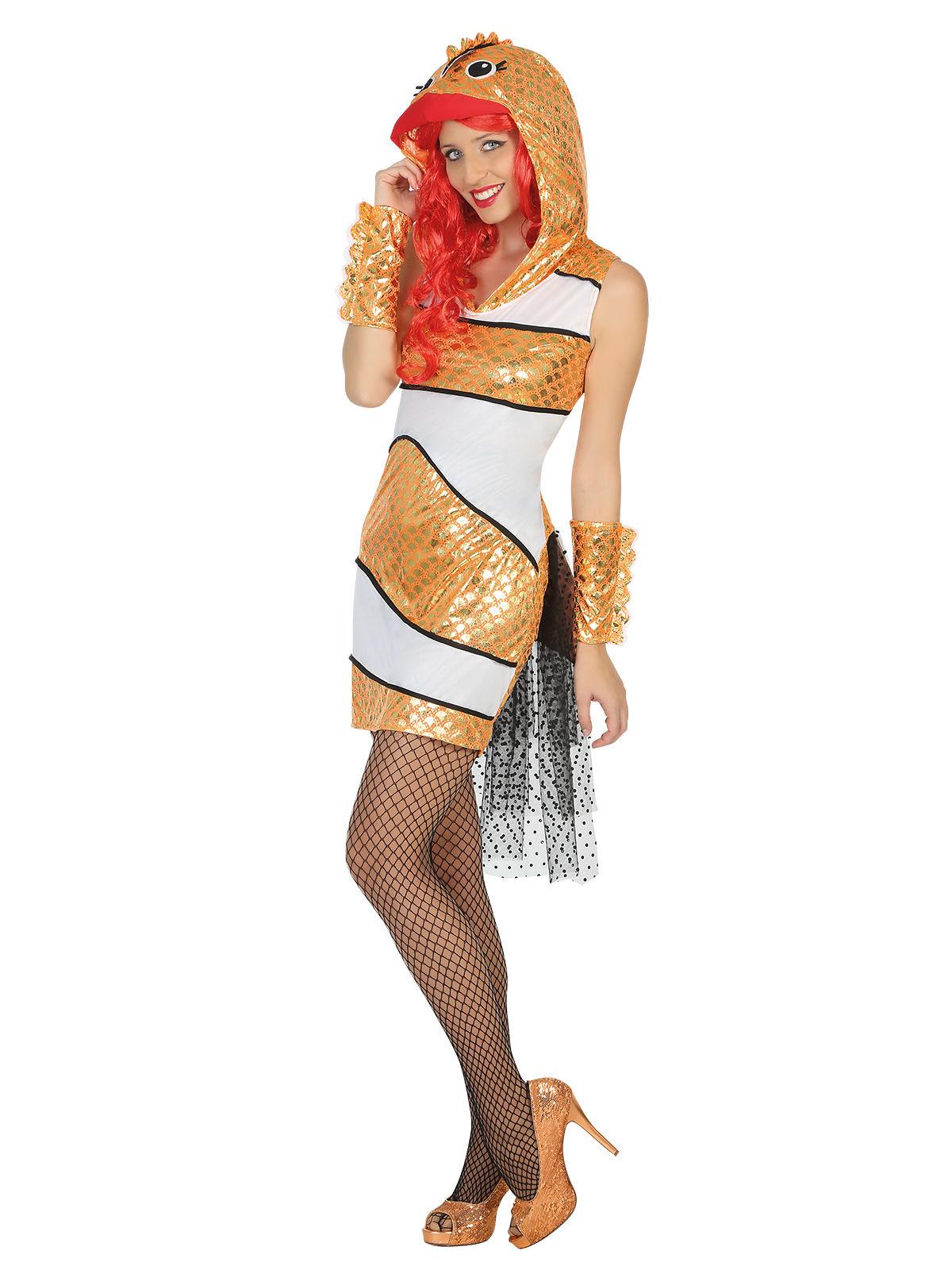 D guisement poisson clown femme deguise toi achat de for Achat poisson clown