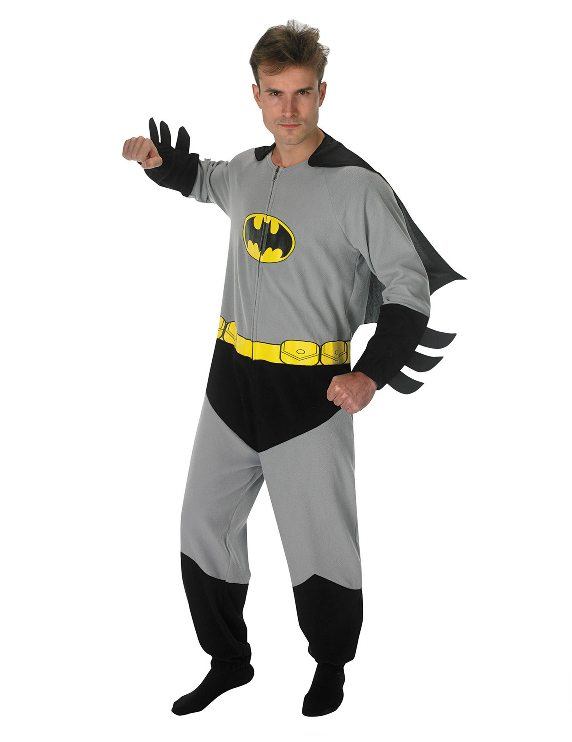 d guisement batman combinaison homme deguise toi achat de d guisements adultes. Black Bedroom Furniture Sets. Home Design Ideas