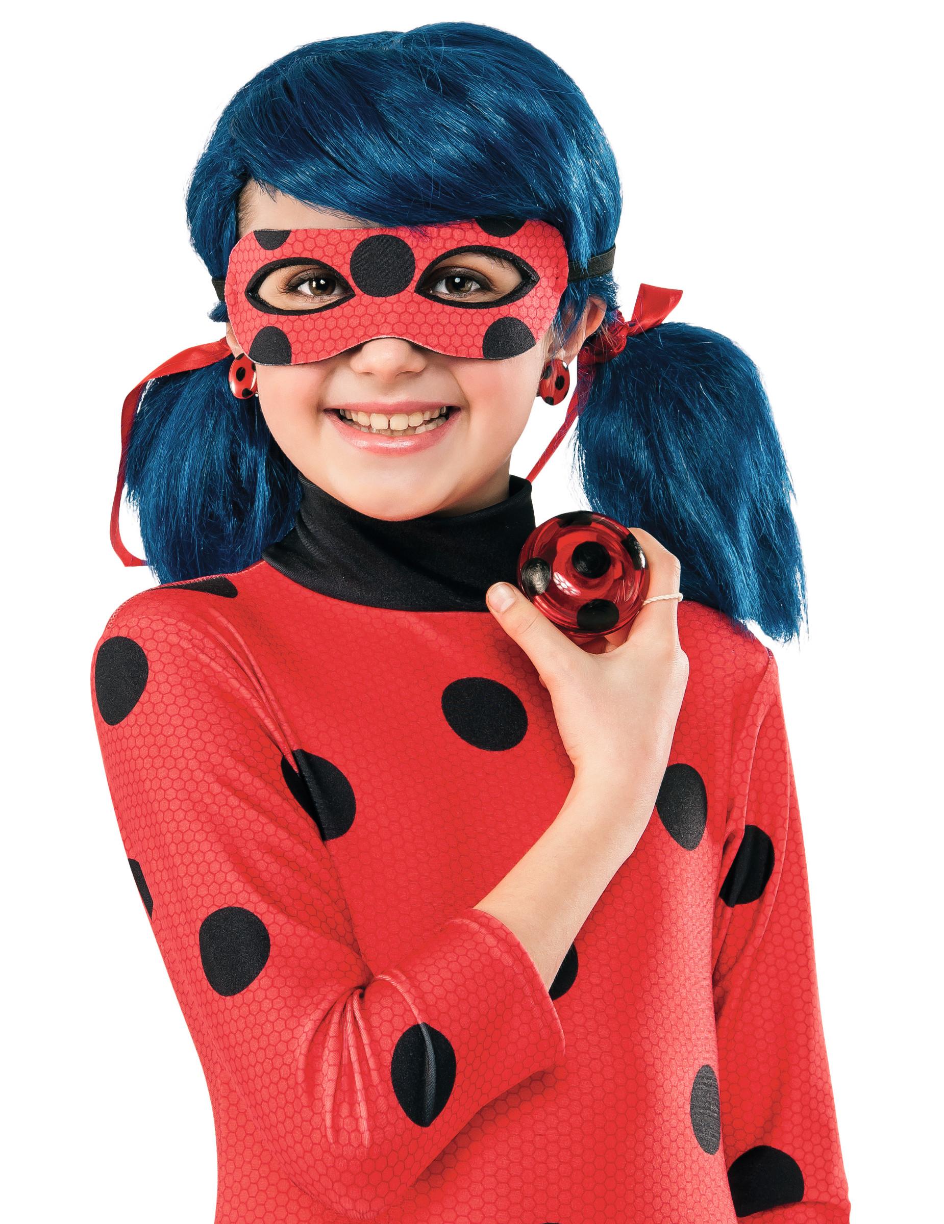kit yoyo et boucles d 39 oreilles ladybug fille deguise toi achat de accessoires. Black Bedroom Furniture Sets. Home Design Ideas