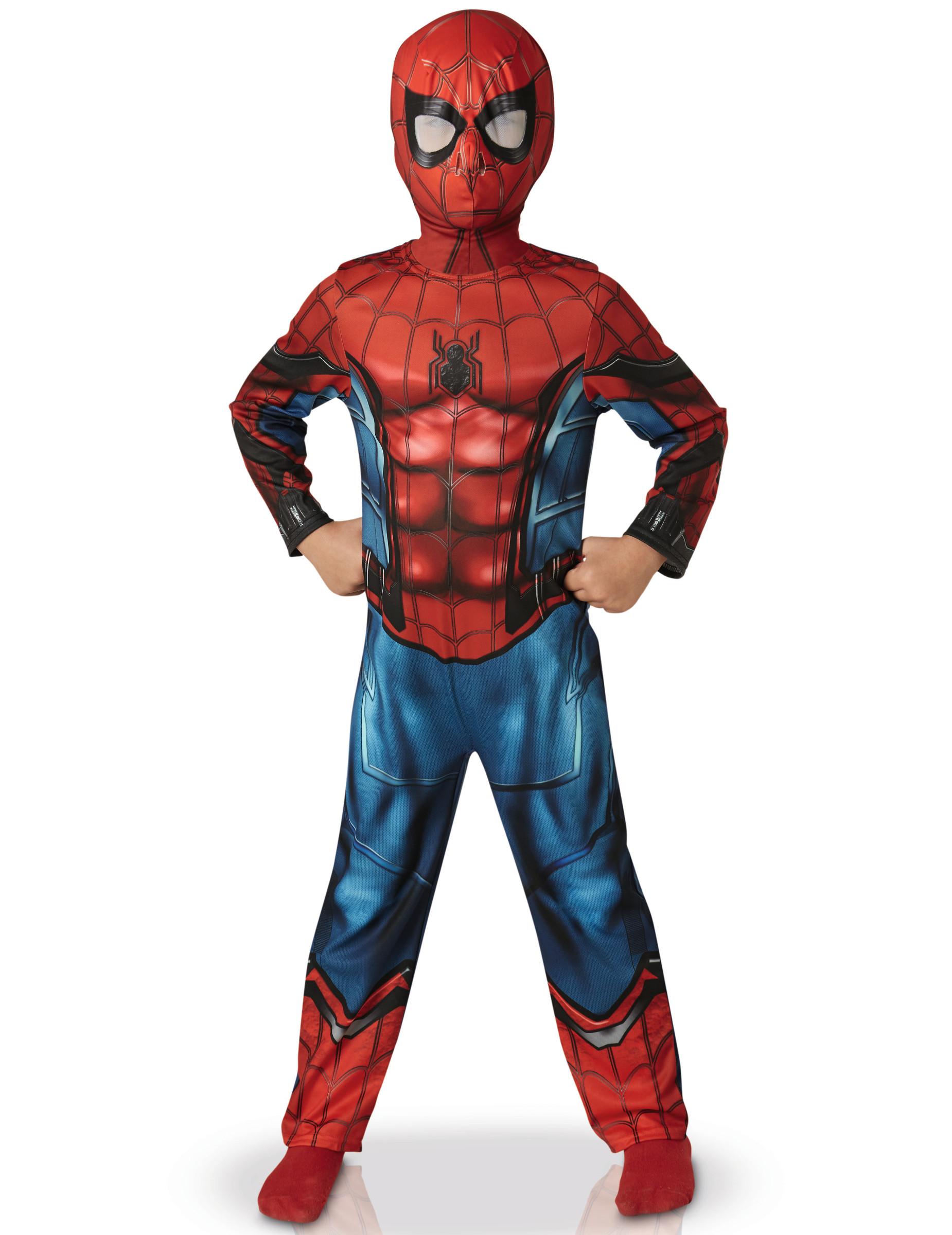Déguisement classique Spider-Man Homecoming™ enfant   Deguise-toi ... 3d67a29007a3